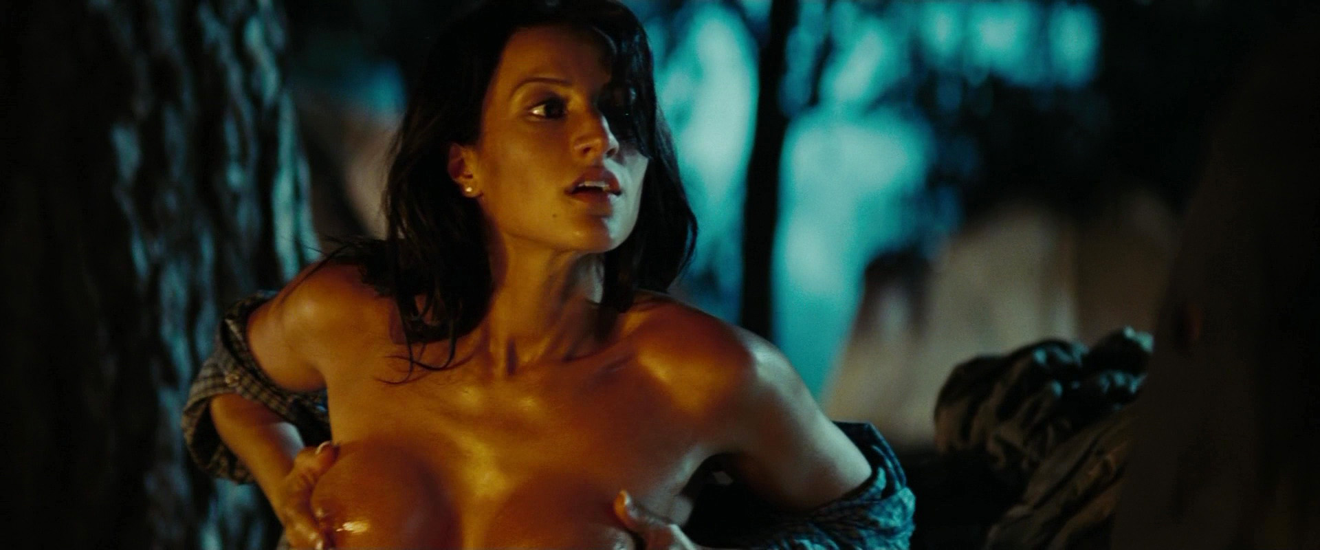 America olivo friday the 13th tits gif
