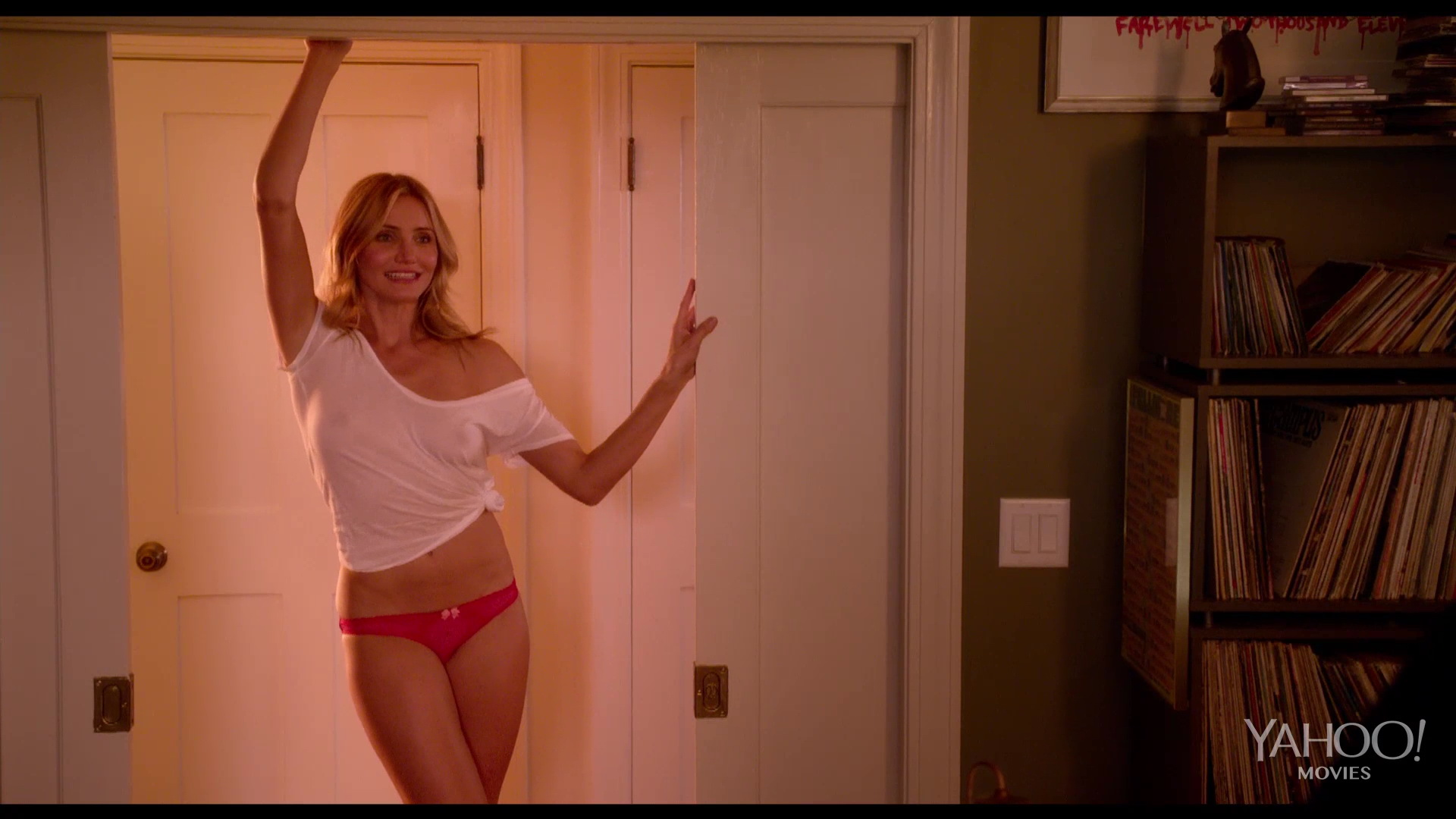 Cameron Diaz – Sex Tape [red band trailer] (2014) HD 1080p