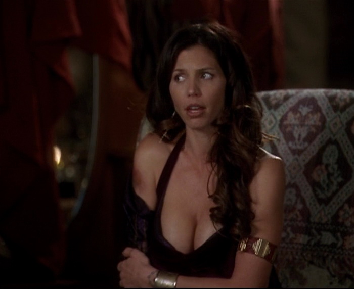 Improbable. Charisma carpenter porn movies