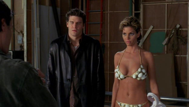 Charisma Carpenter – Angel s01-04 (1999-2003)