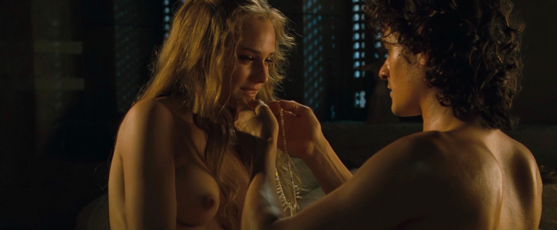Are diane kruger naked scene that