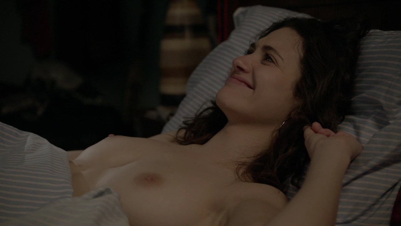 Emmy Rossum – Shameless s04e01 (2014) HD 720p