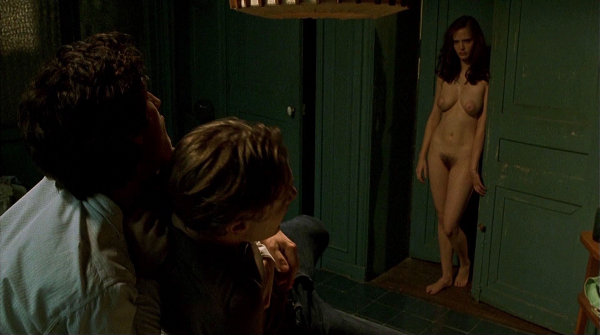 Eva green naked in dreamers
