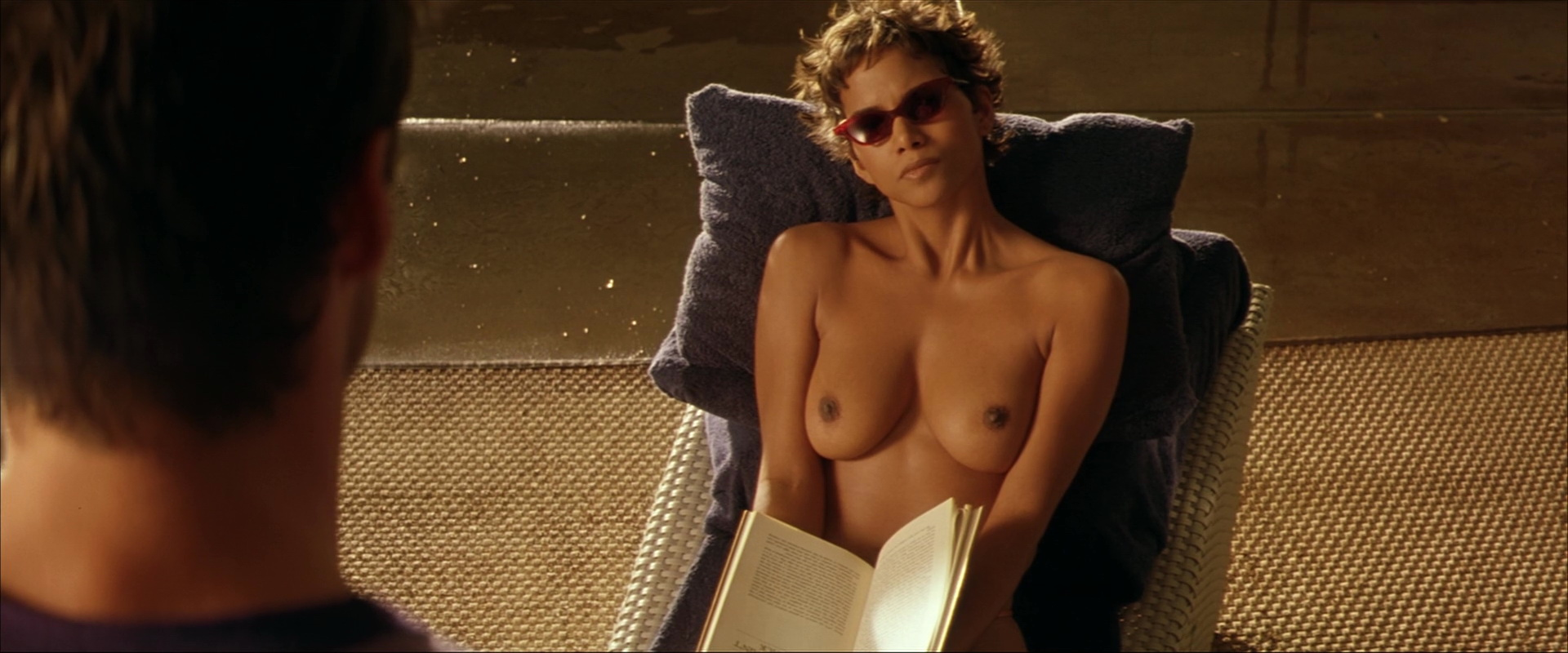 All Halle berry topless swordfish