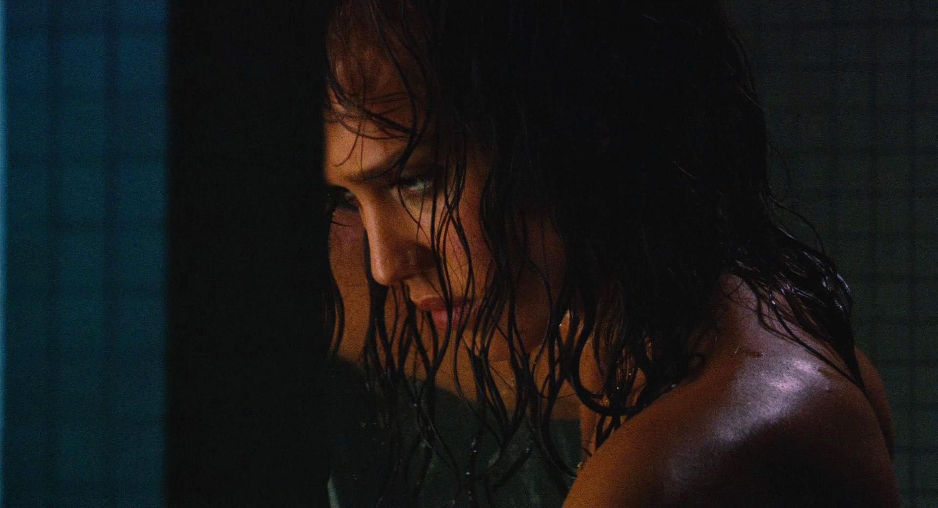 Jessica alba naked in machete