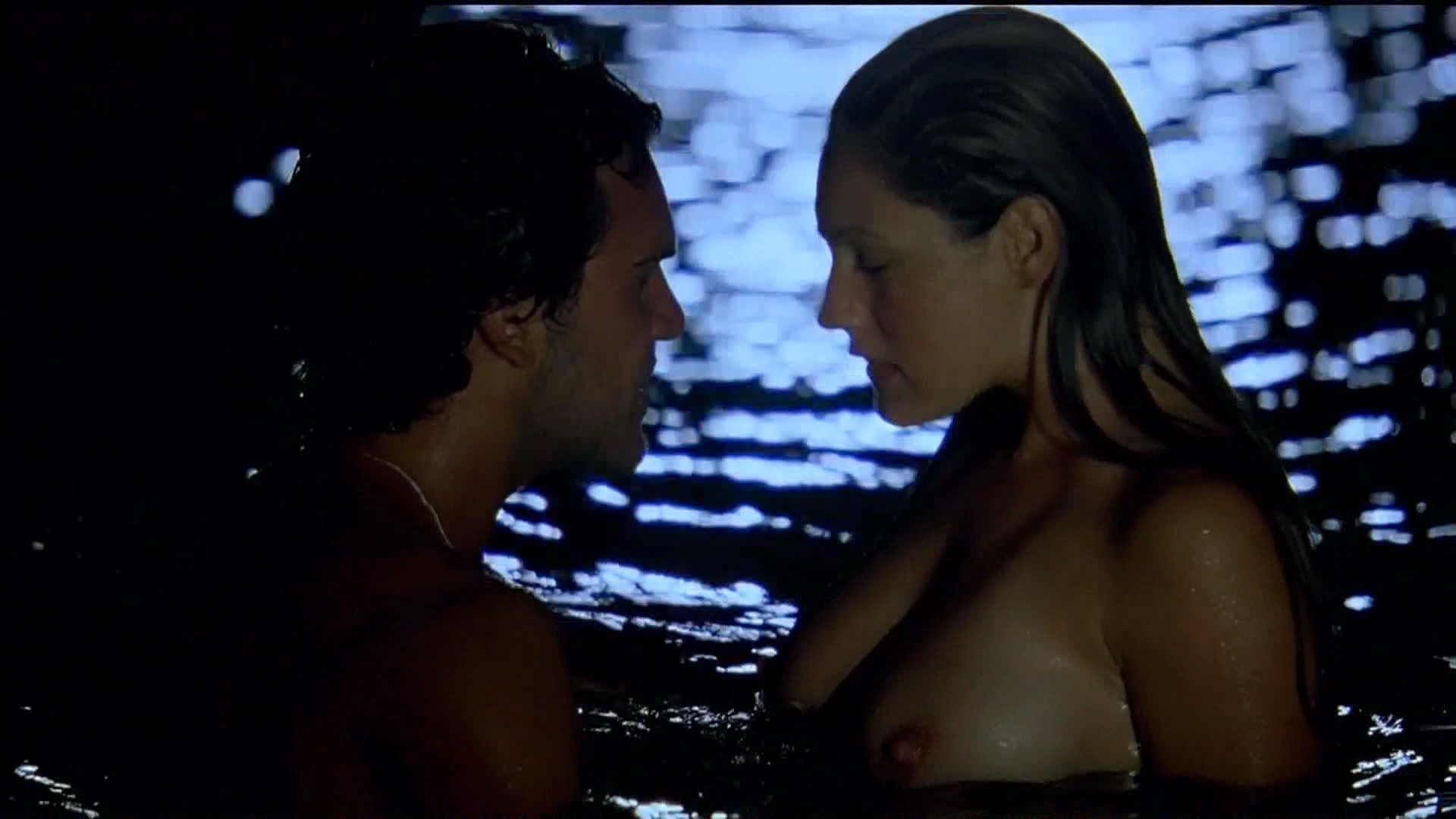 For that kelly brook naked in three here casual