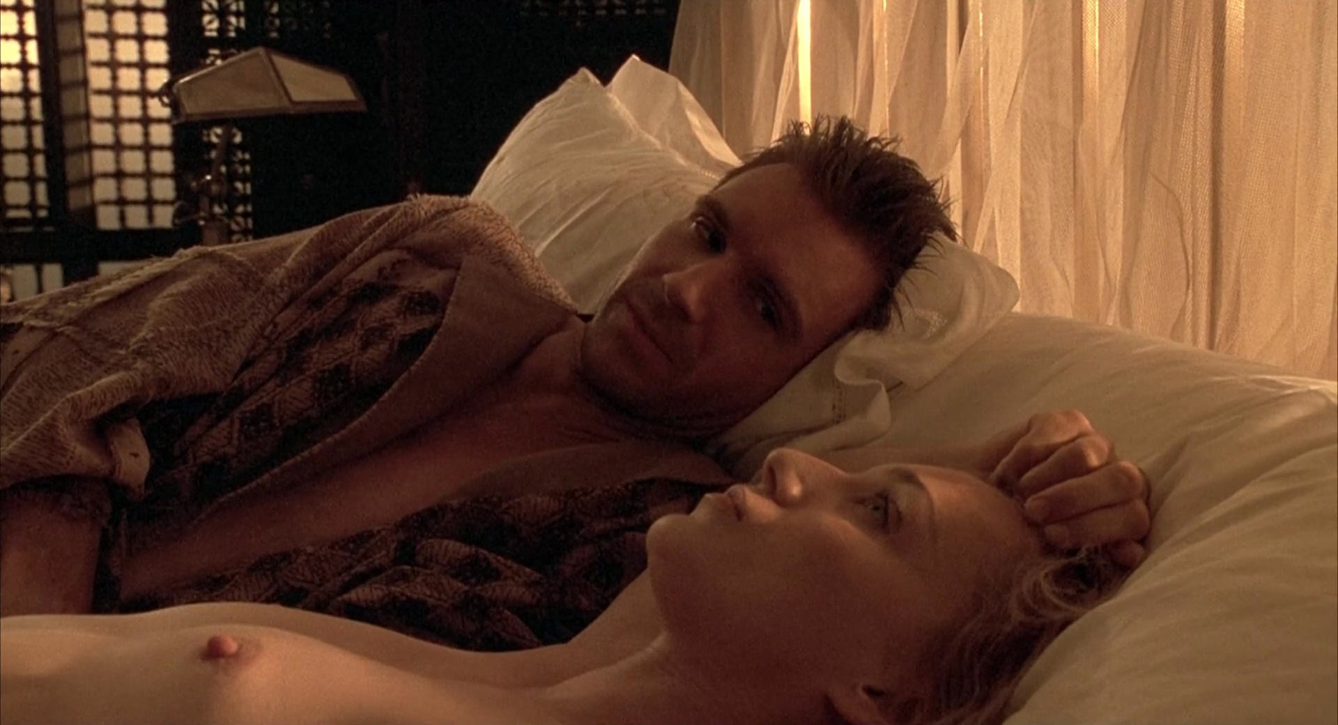 English patient sex scenes