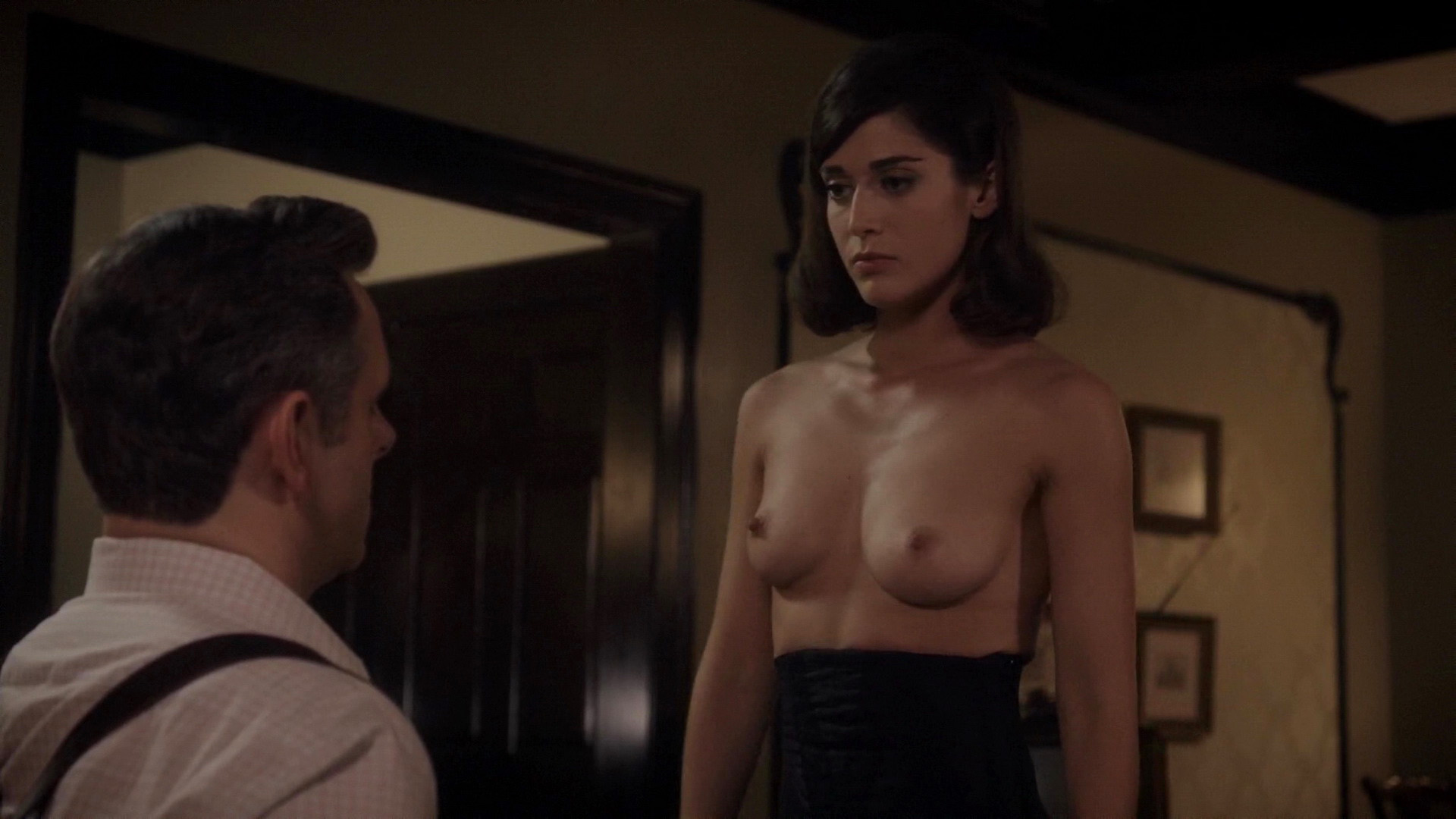 Lizzy Caplan – Masters of Sex s02e10 (2014) HD 1080p