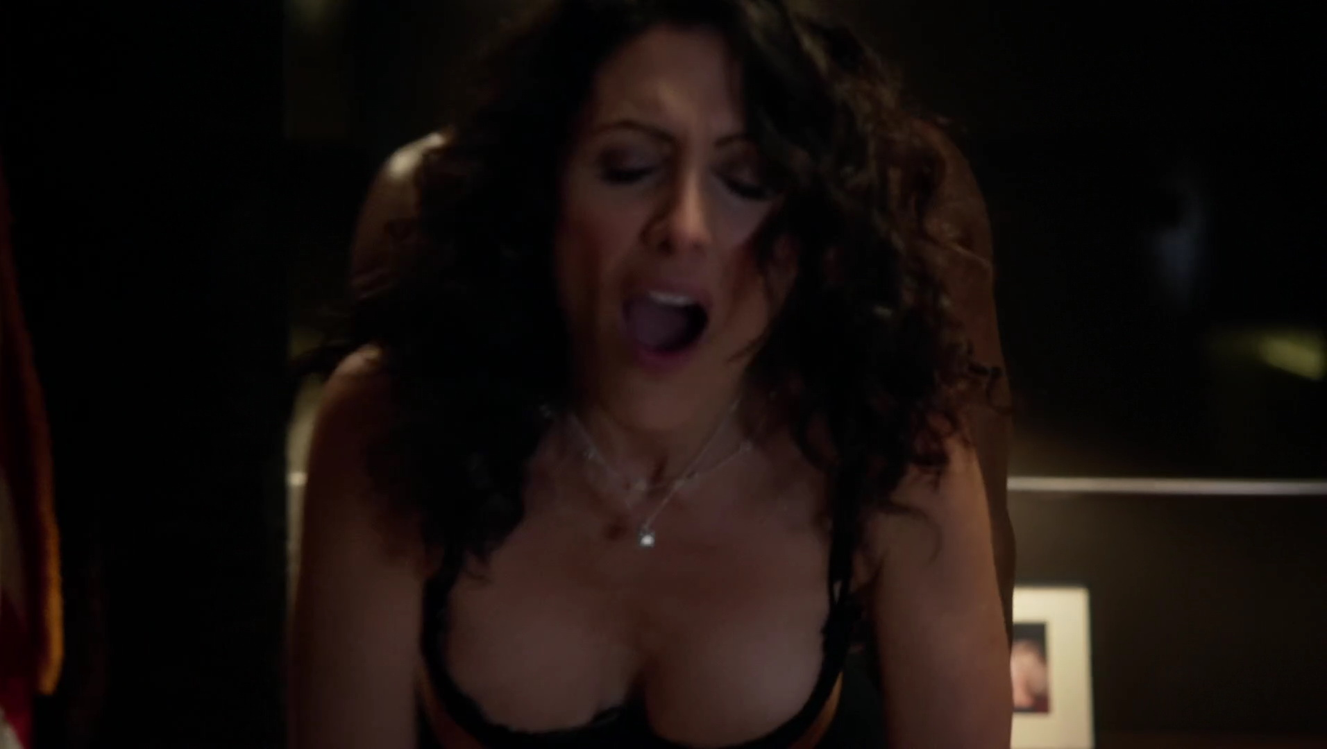 Lisa cuddy sex