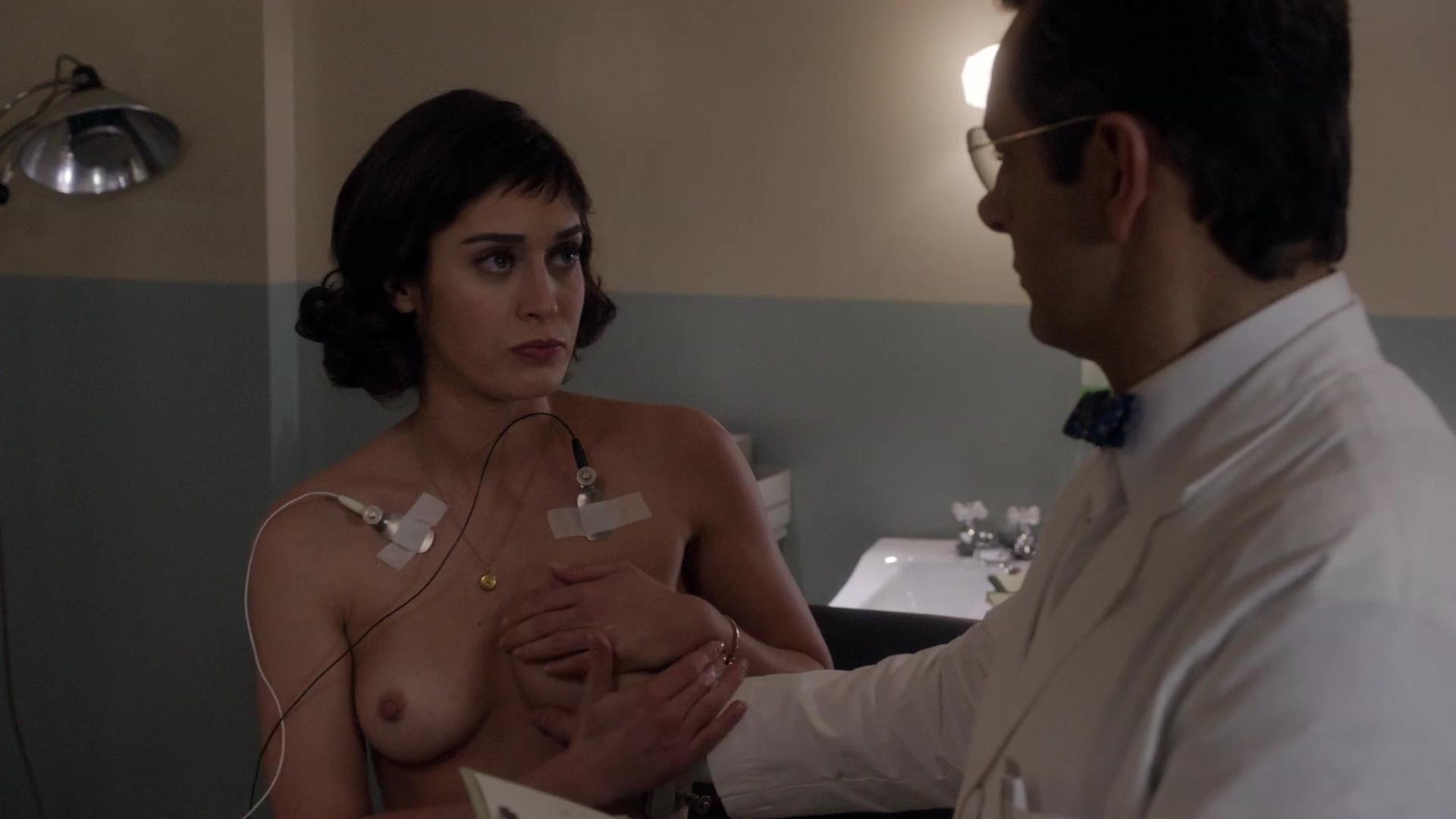 Helene yorke nackt