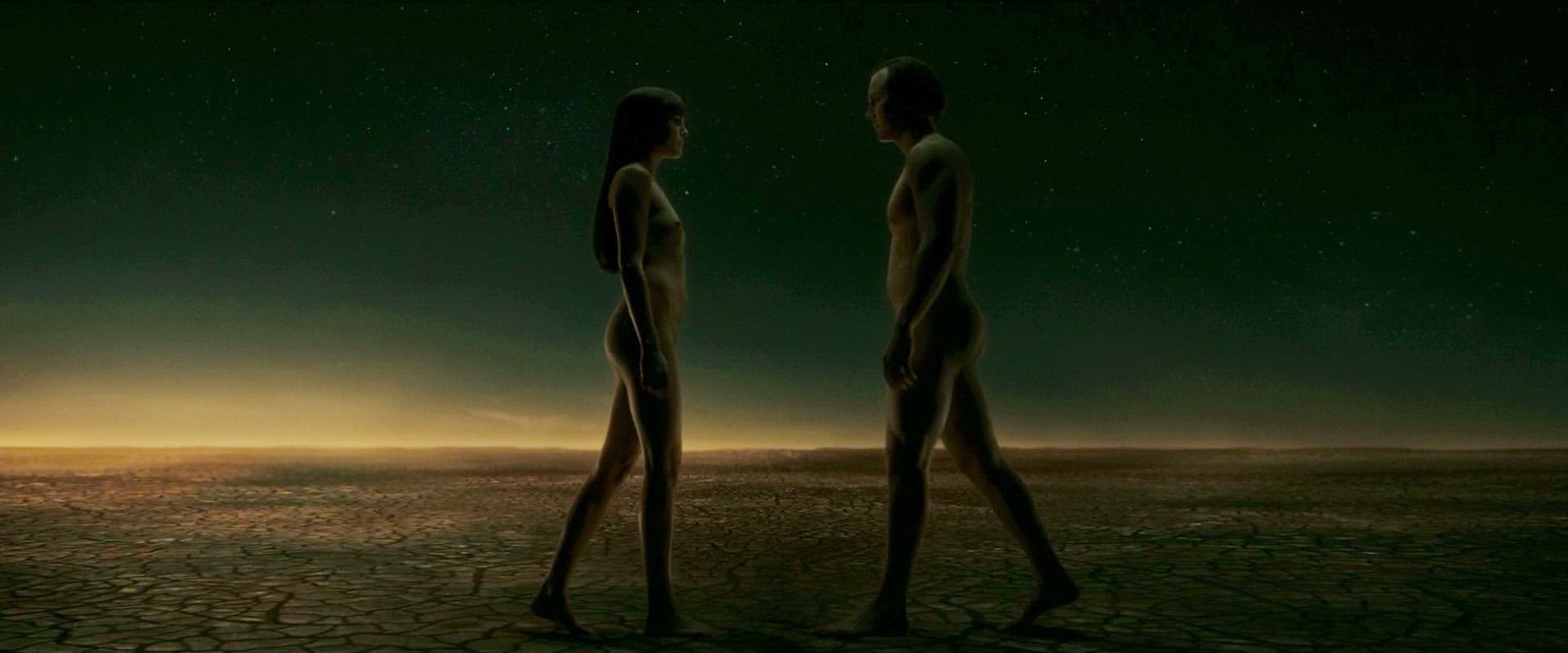 Malin akerman nude watchmen