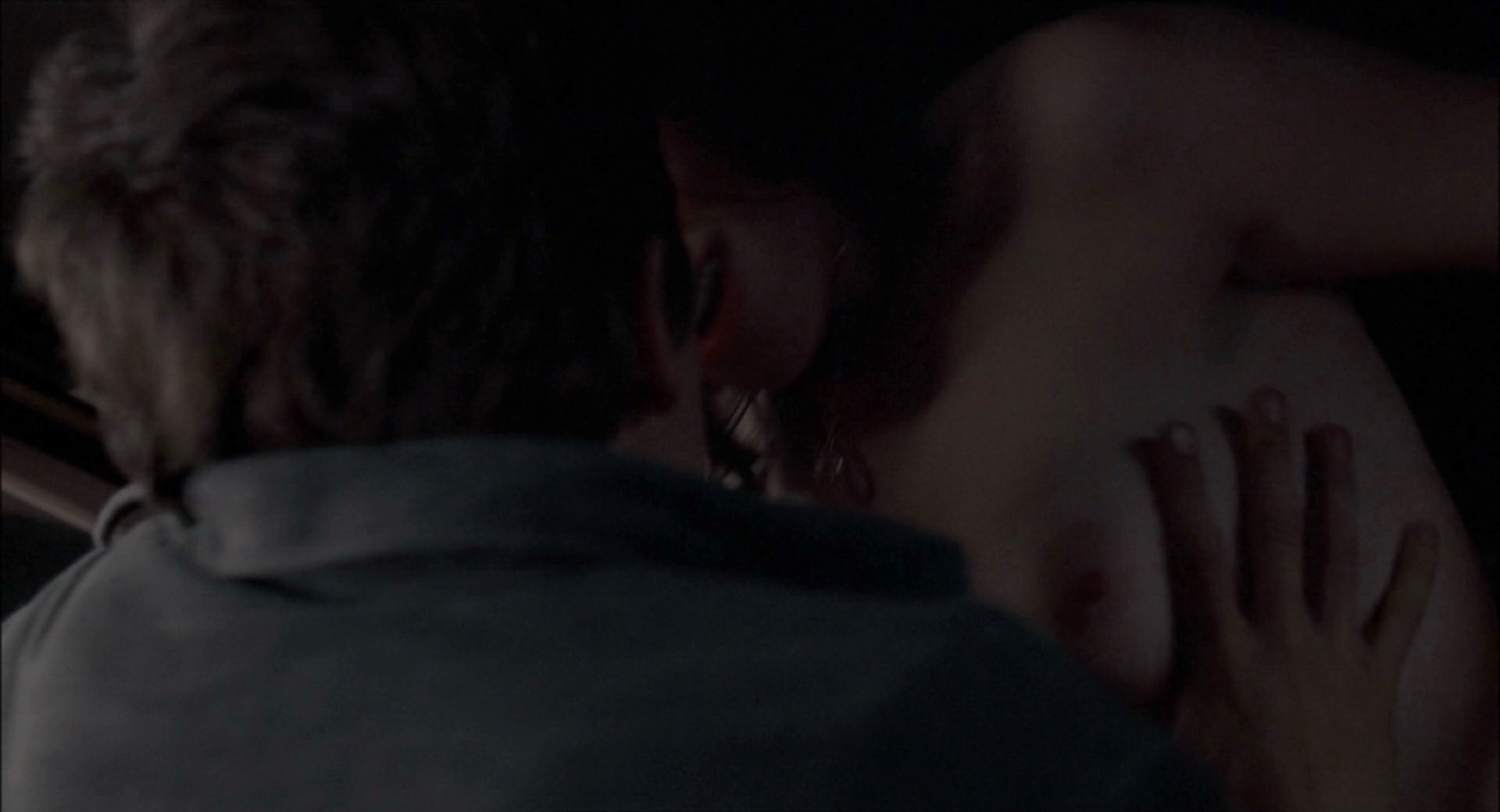Ann hathaway brokeback mountain sex scene
