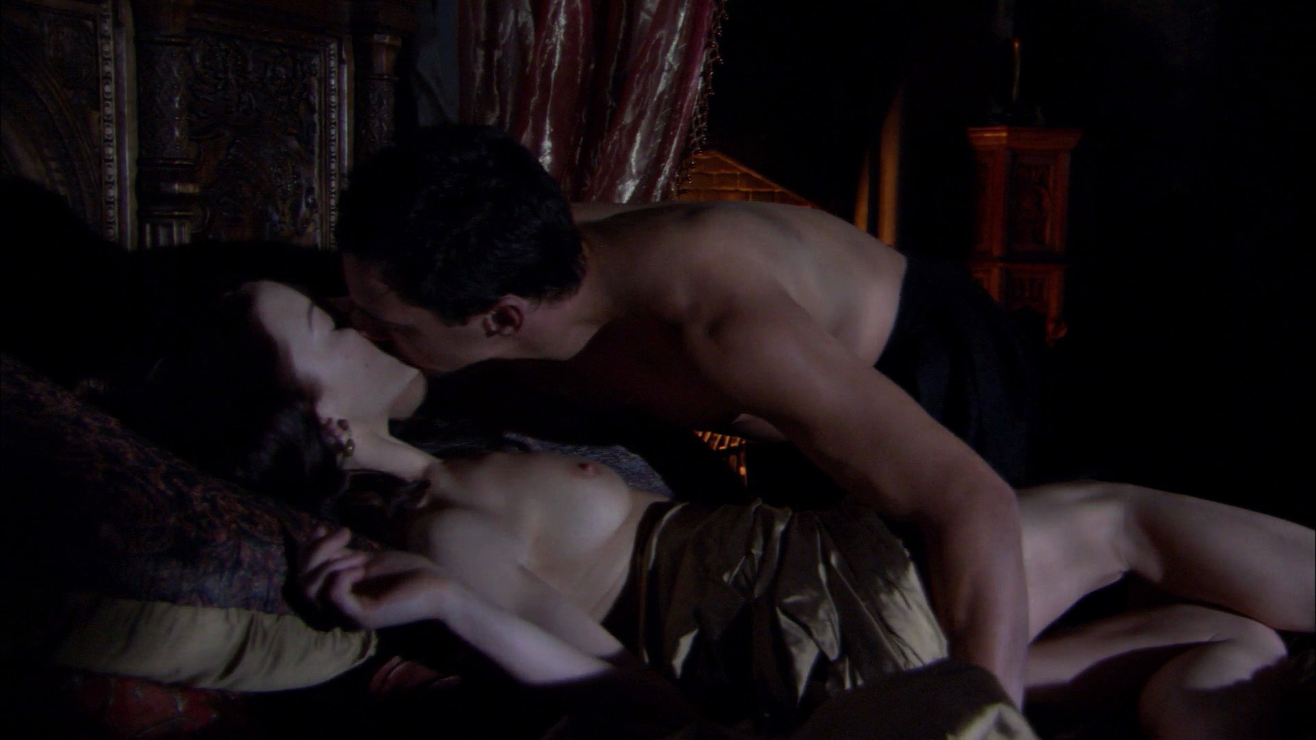 Watch the tudors sex scenes