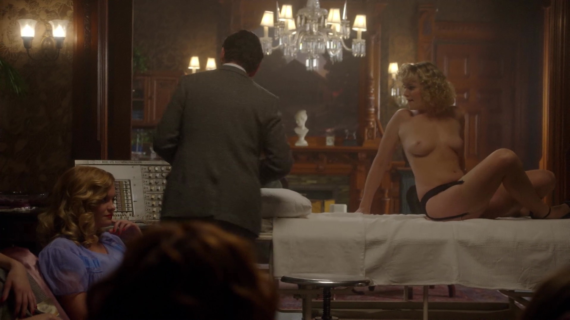 Nicholle Tom – Masters of Sex s01e02-03 (2013) HD 1080p