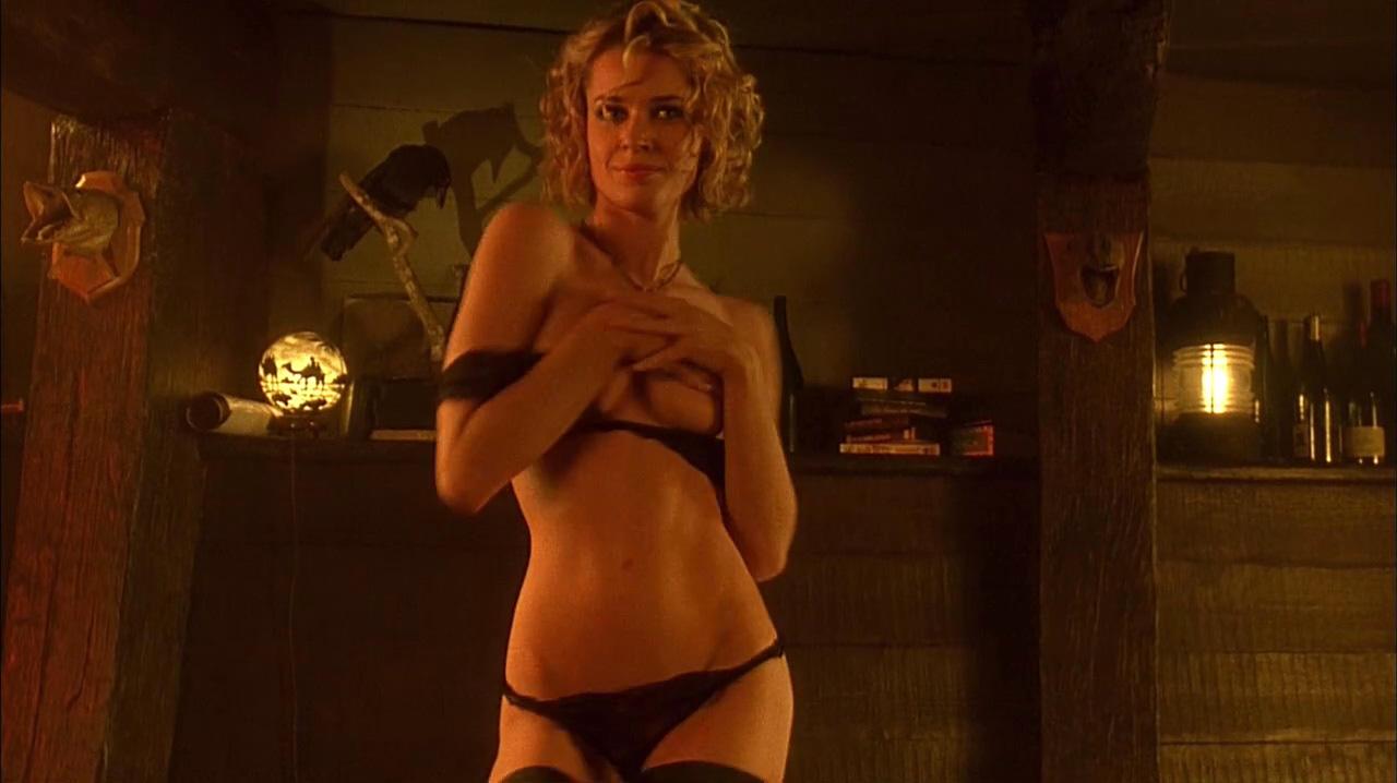 Rebecca romijn nude sex