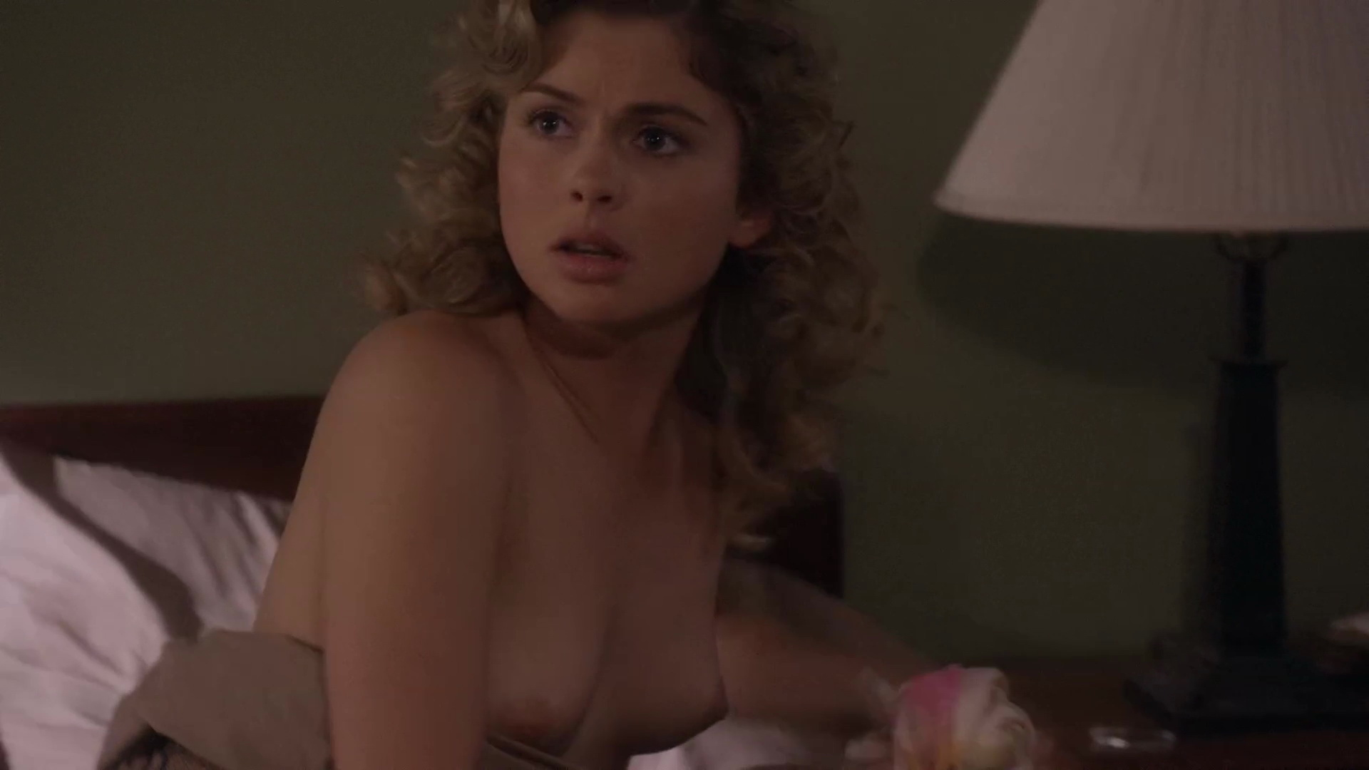 Masters sex mciver nude of rose