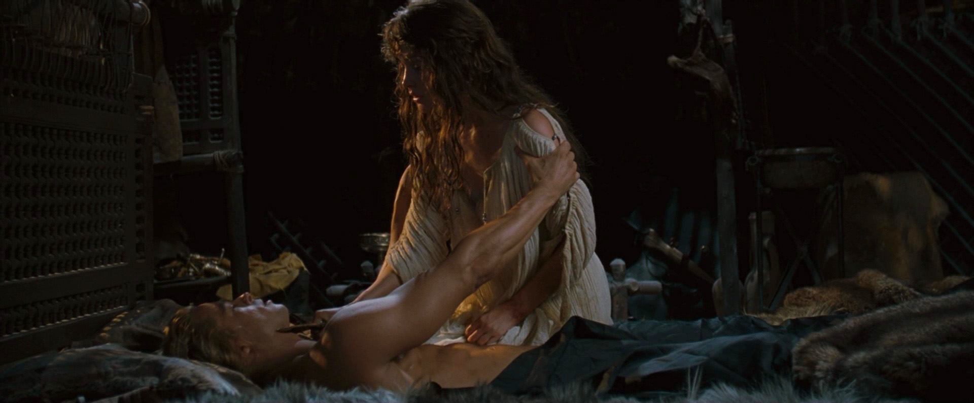 Rose byrne naked in movies