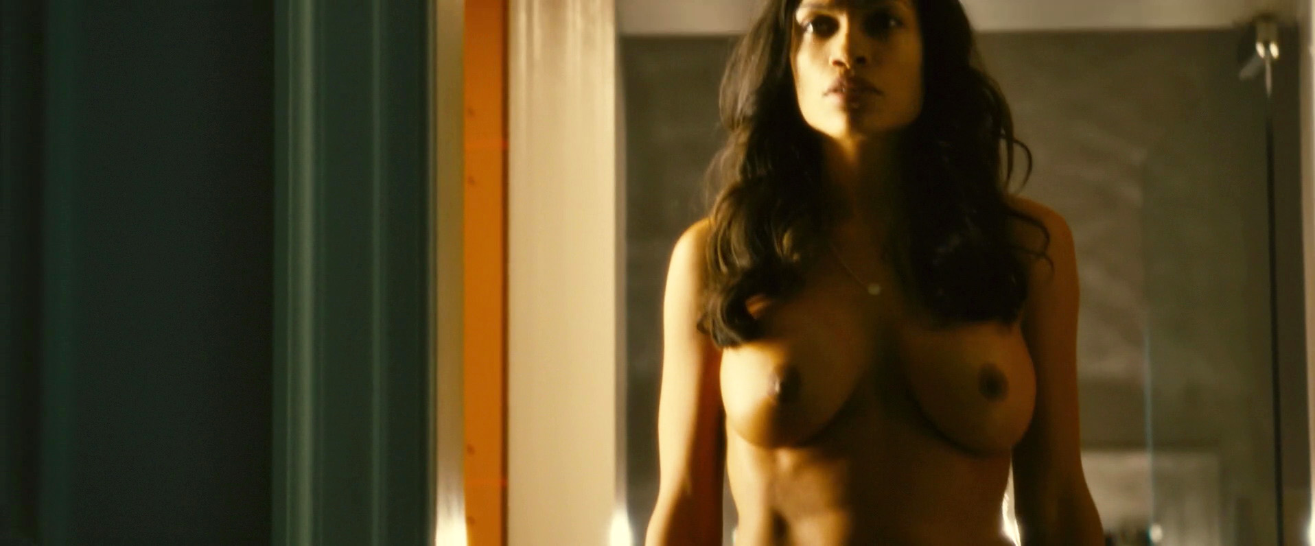 Thanks for Rosario dawson nude scene everything, that