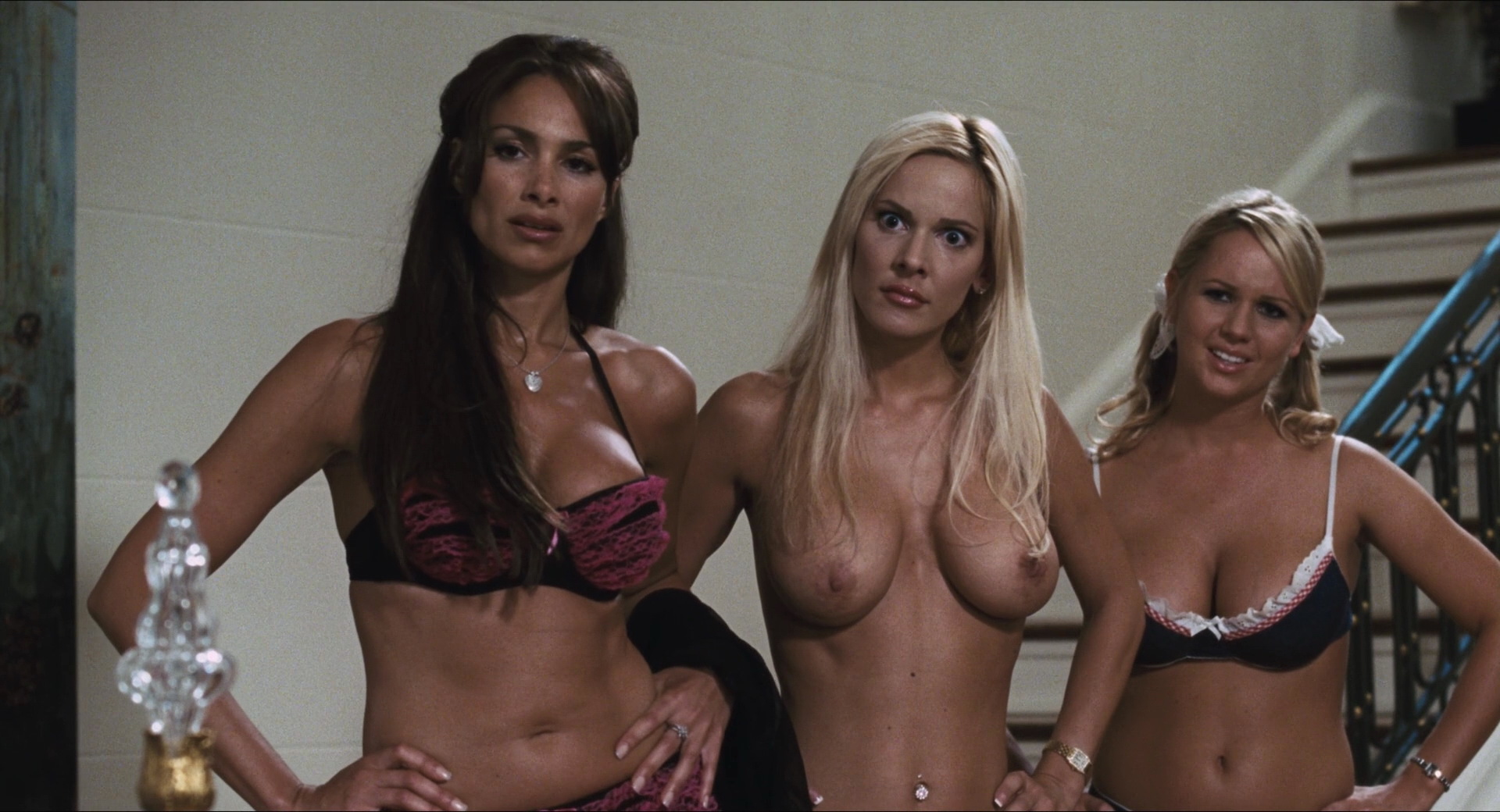 Simona Fusco, Jennifer Walcott – The Pool Boys (2011) HD 1080p