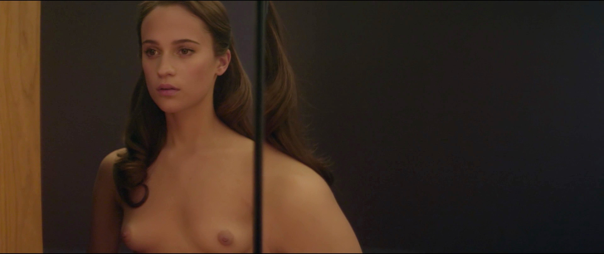 Alicia Vikander – Ex Machina (2015) HD 1080p
