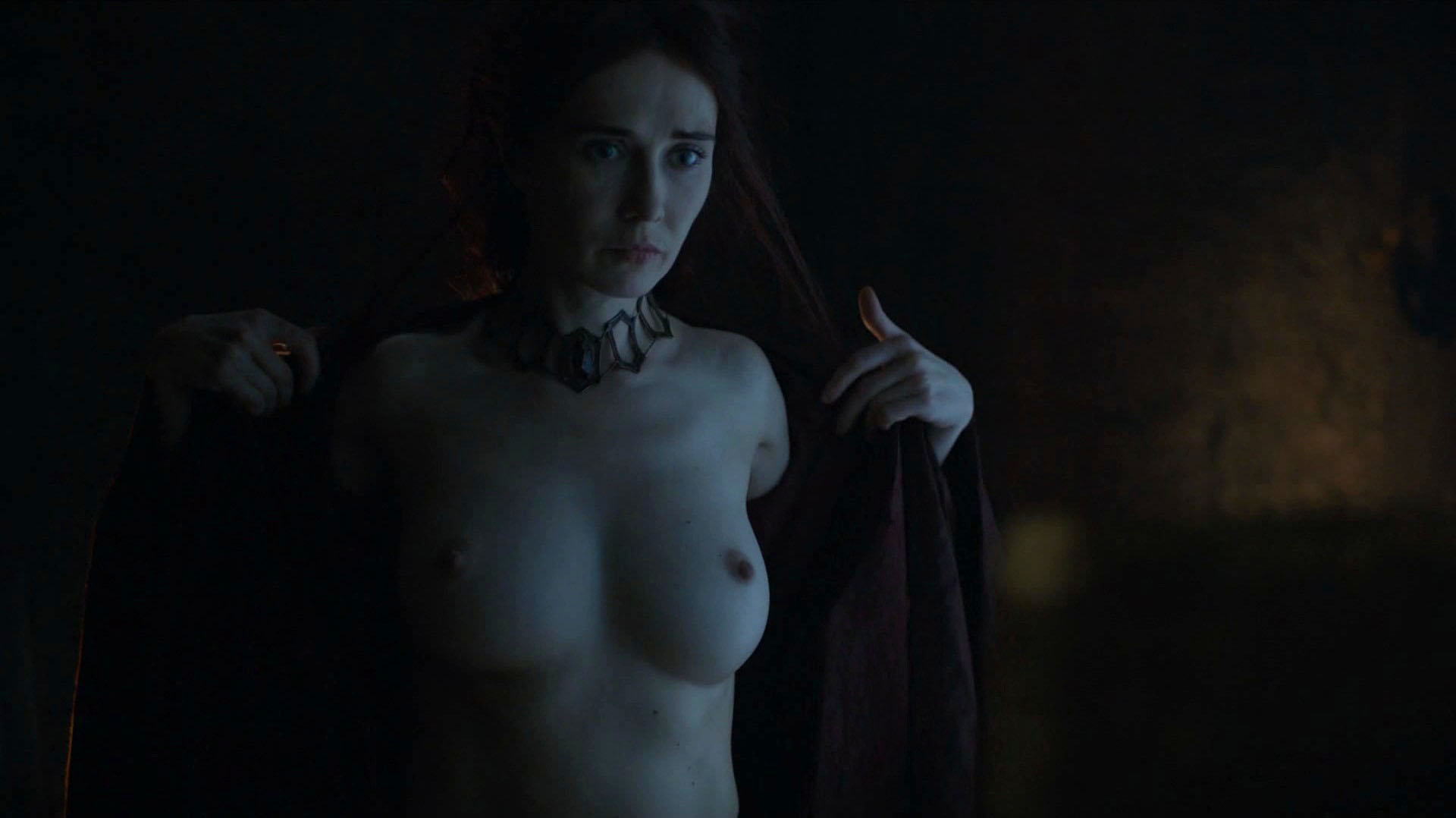 Carice Van Houten – Game Of Thrones s06e01 (2016) HD 1080p