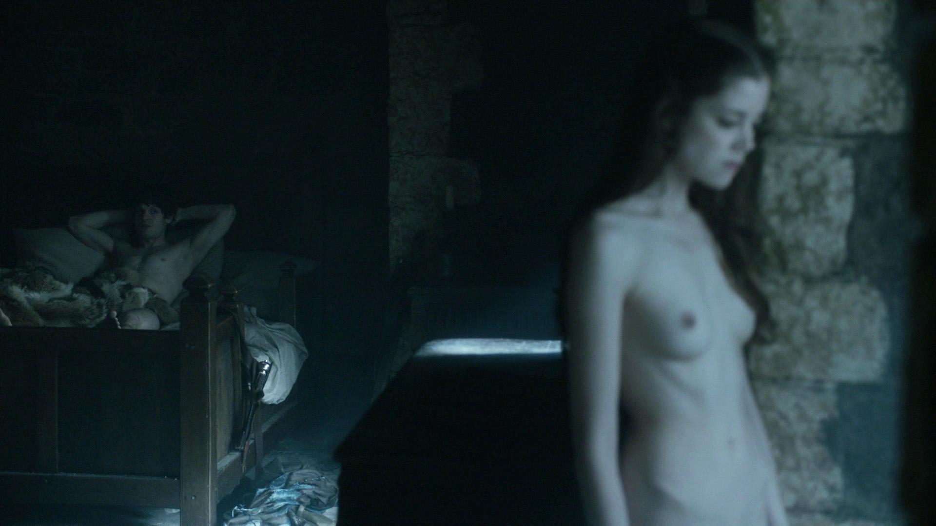 Naked girls shower time