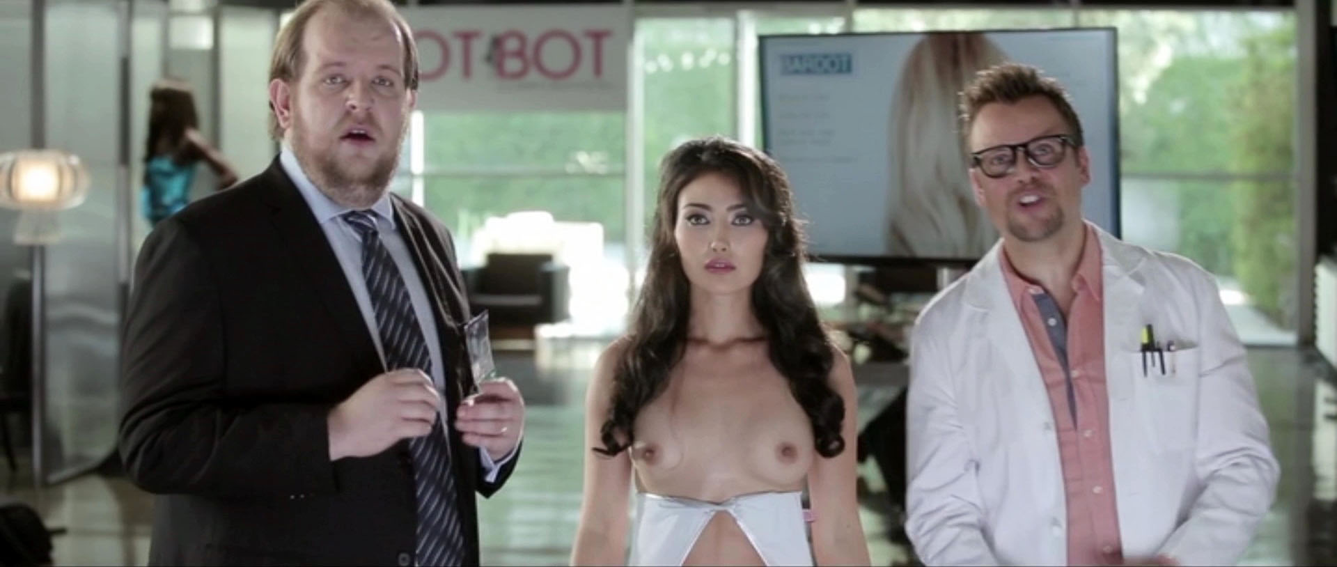 Chasty Ballesteros – Hot Bot (2016) HD 1080p