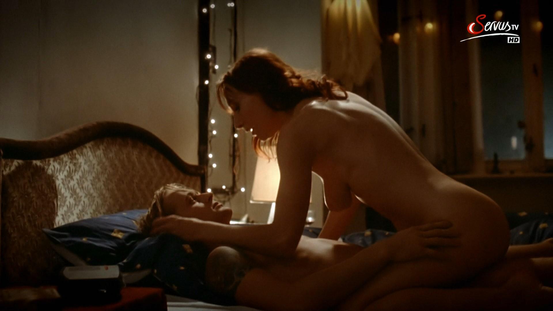image Rita lengyel and araba walton nude berlin calling