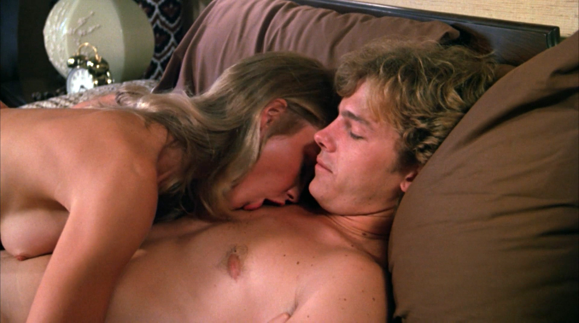 Cindy morgan nude scene