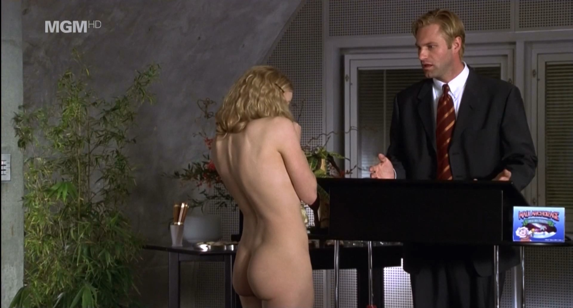 Elizabeth shue nude video really