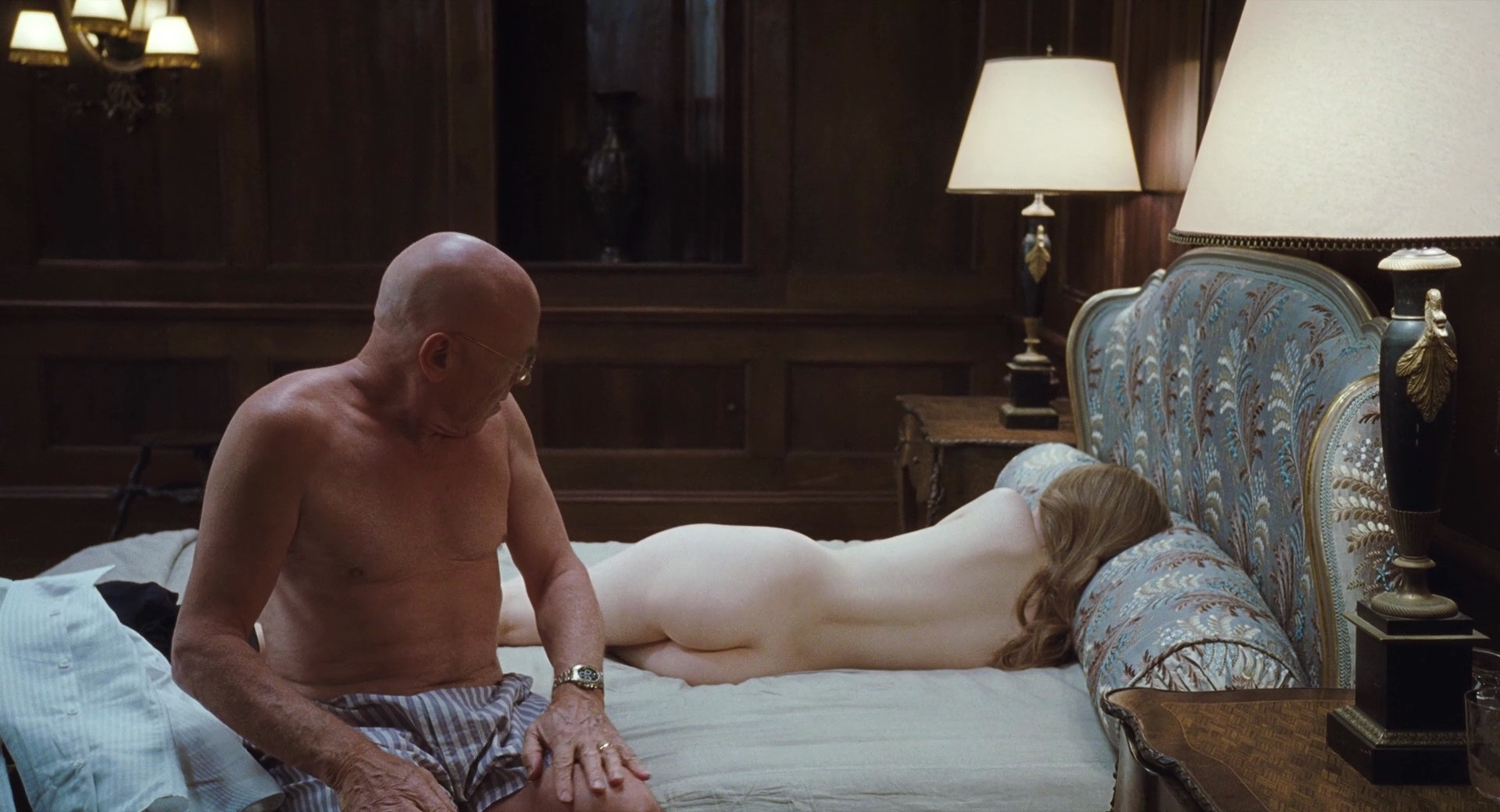 sleeping Emily browning nude