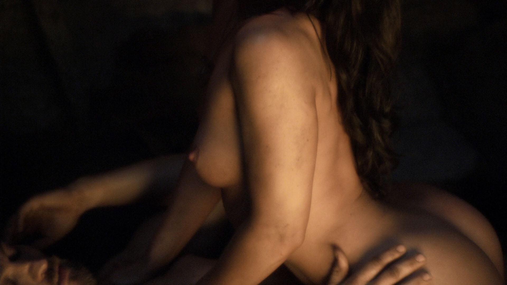 sex scene Erin cummings spartacus