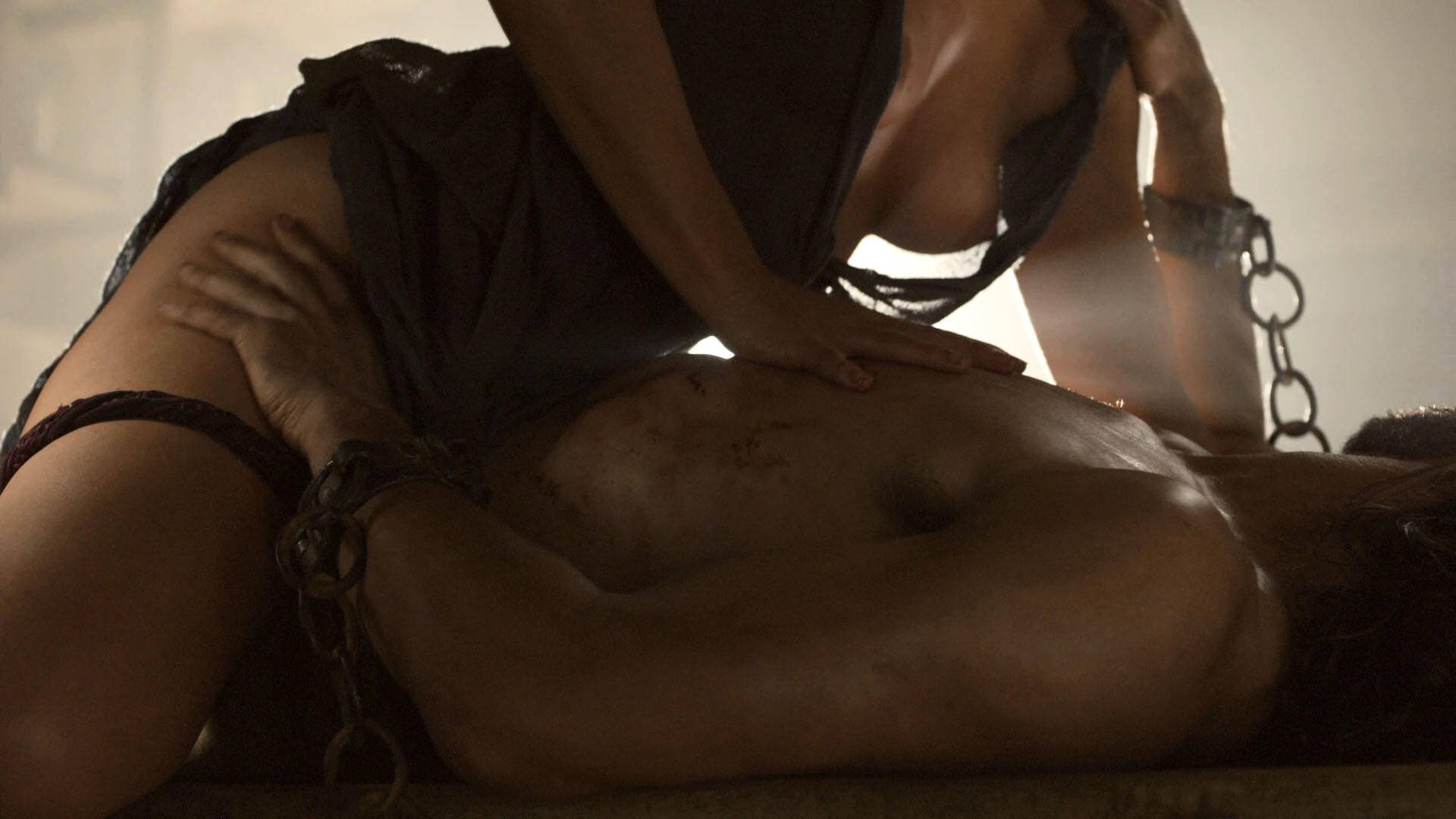 cummings scene sex Erin spartacus