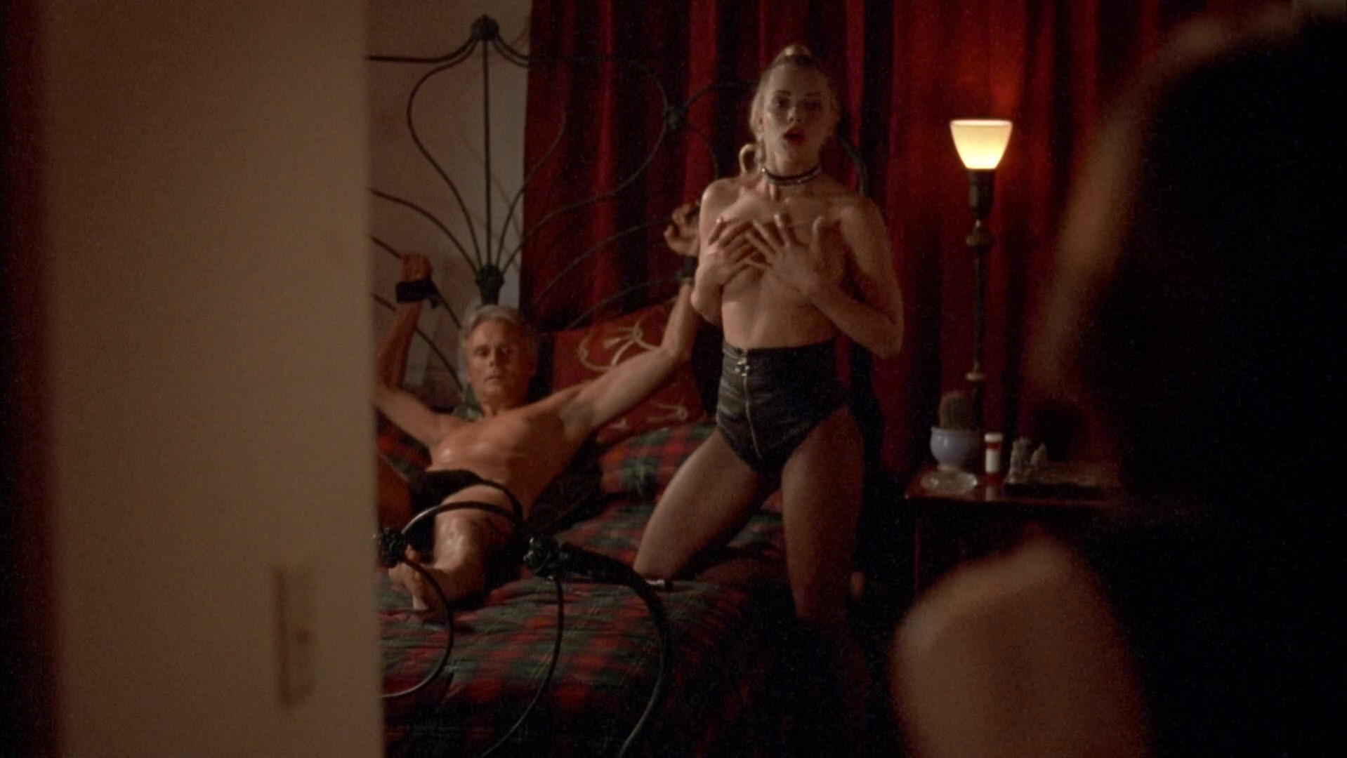 pictures Jaime pressly nude boobs sex poison ivy movie