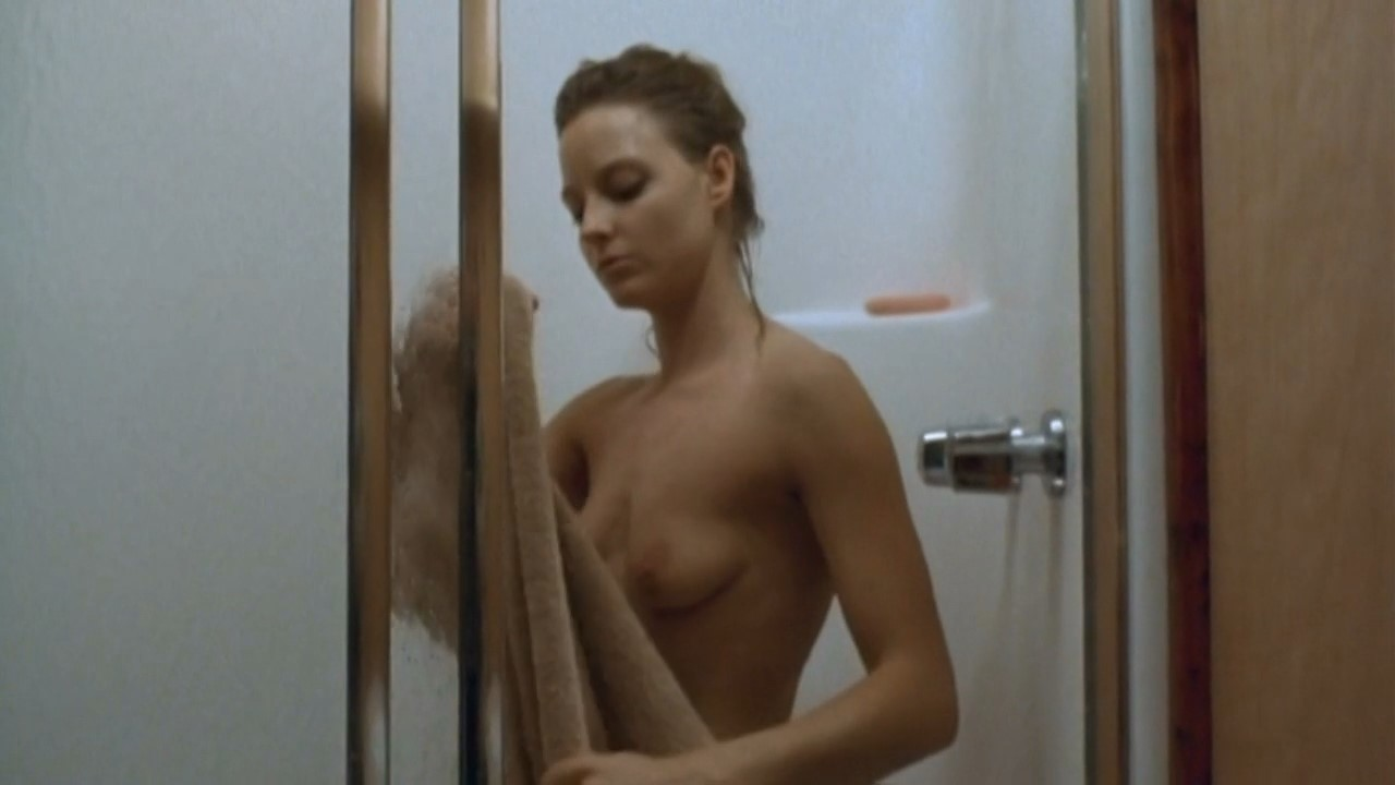 Jodie foster in the nude