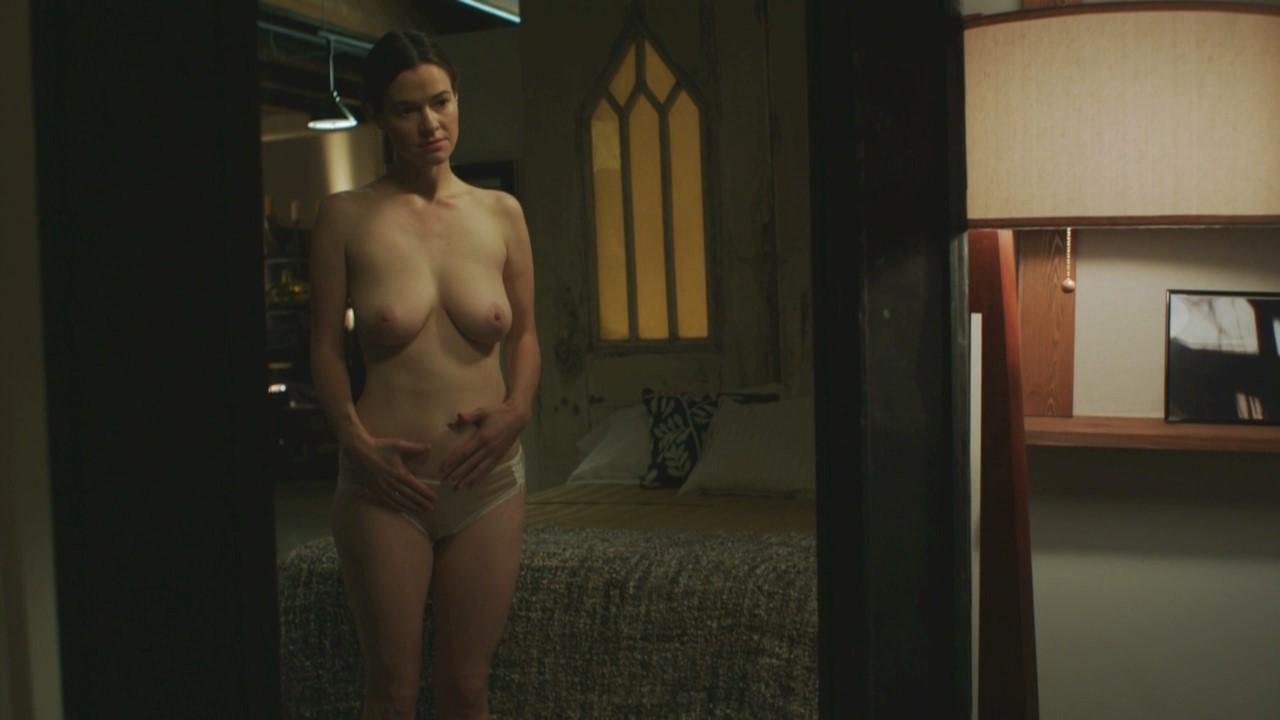 Leisha hailey sex scene