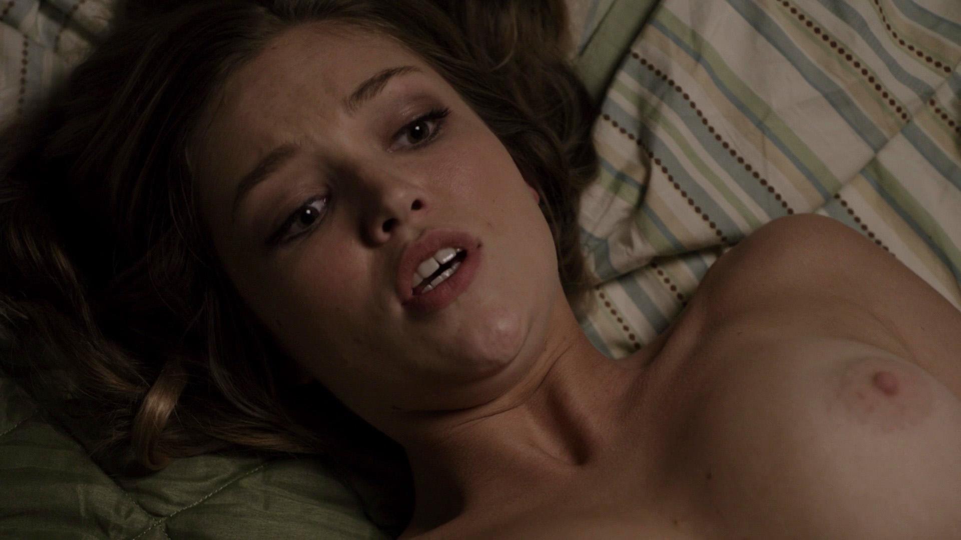 Lili Simmons, Trieste Kelly Dunn – Banshee s02e06 (2014) HD 1080p