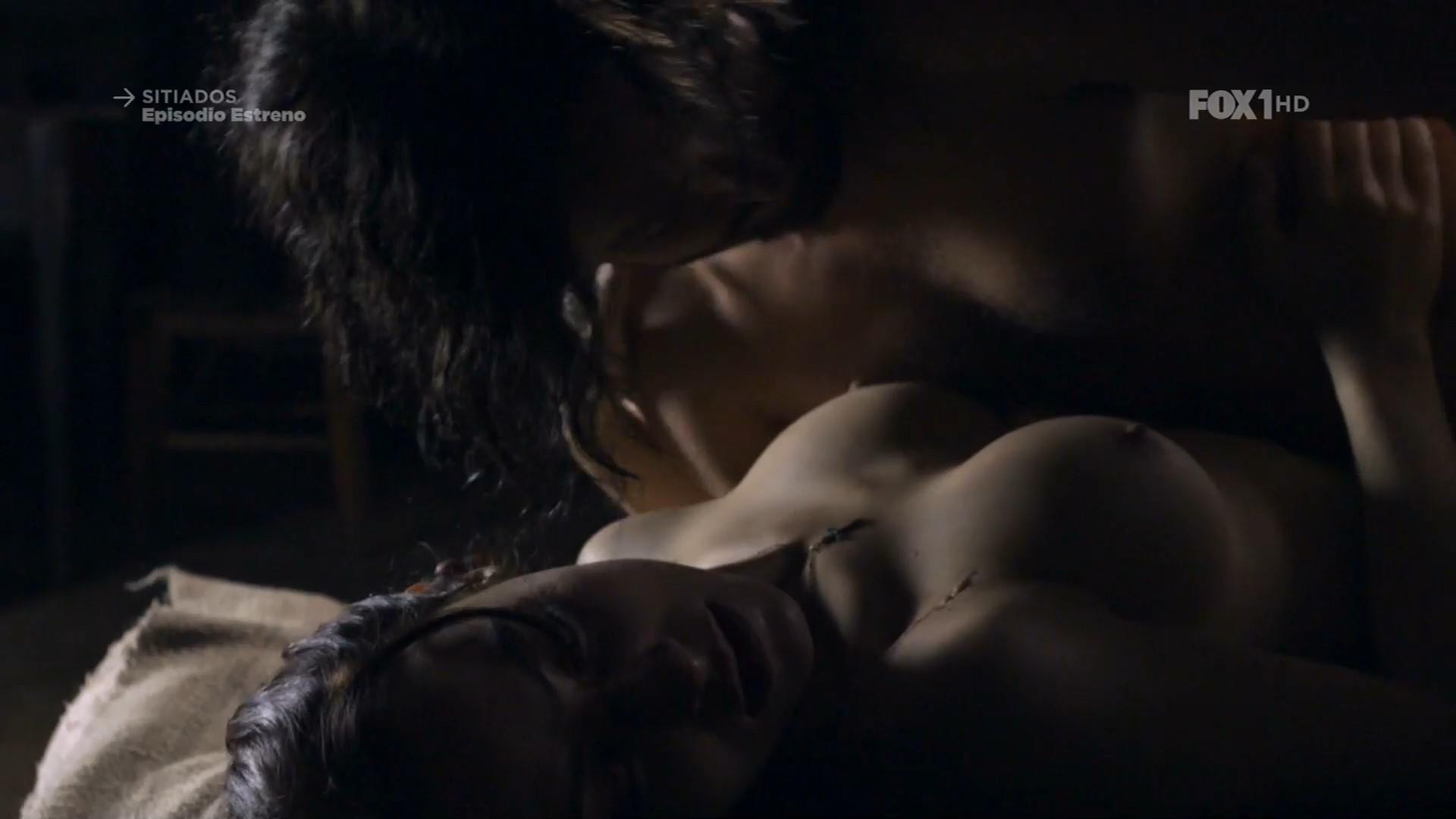 Jolene blalock slow burn nude scene