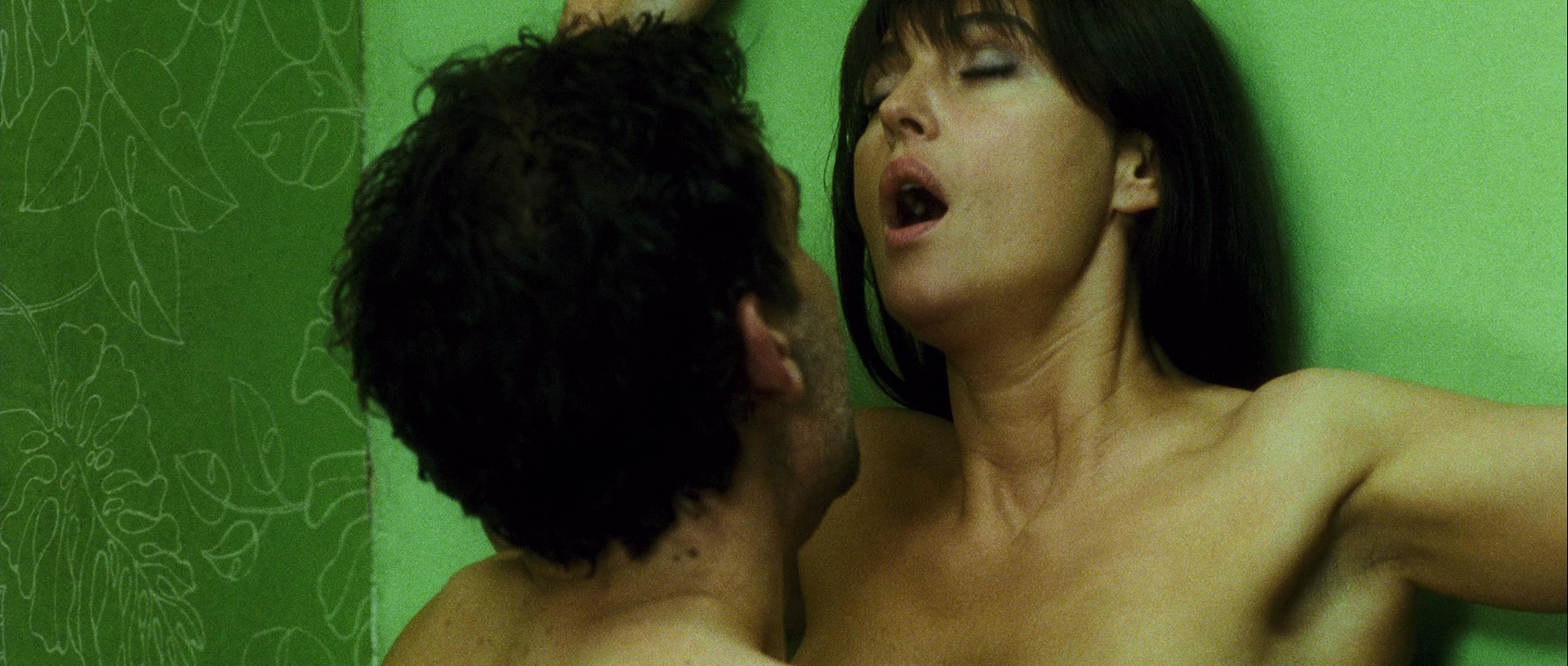Monica bellucci shoot em up sex scene