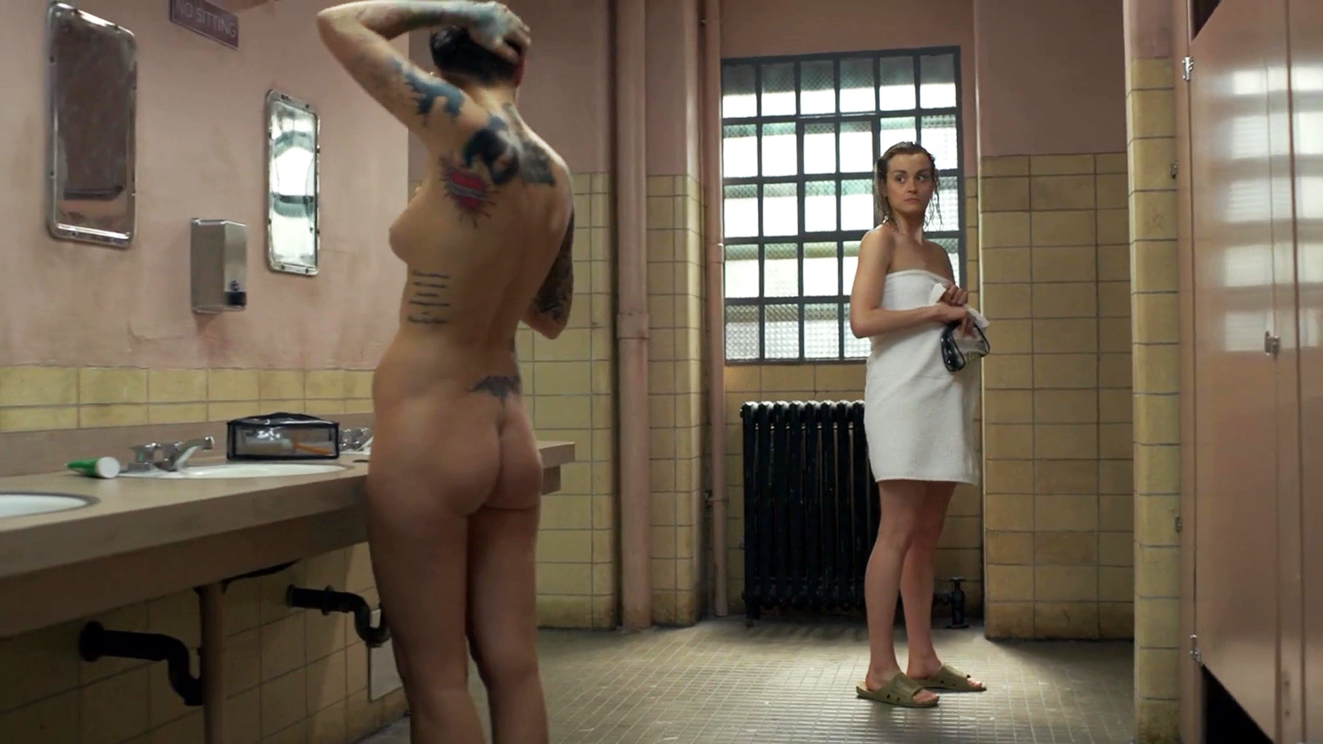 Ruby Rose – Orange Is the New Black s03e09 (2015) HD 1080p