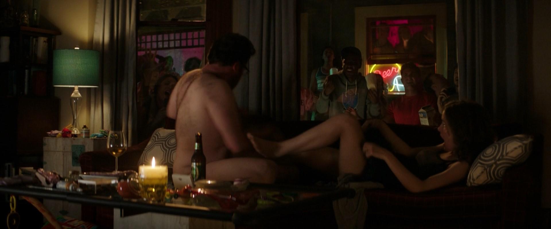 rose byrne sex scene