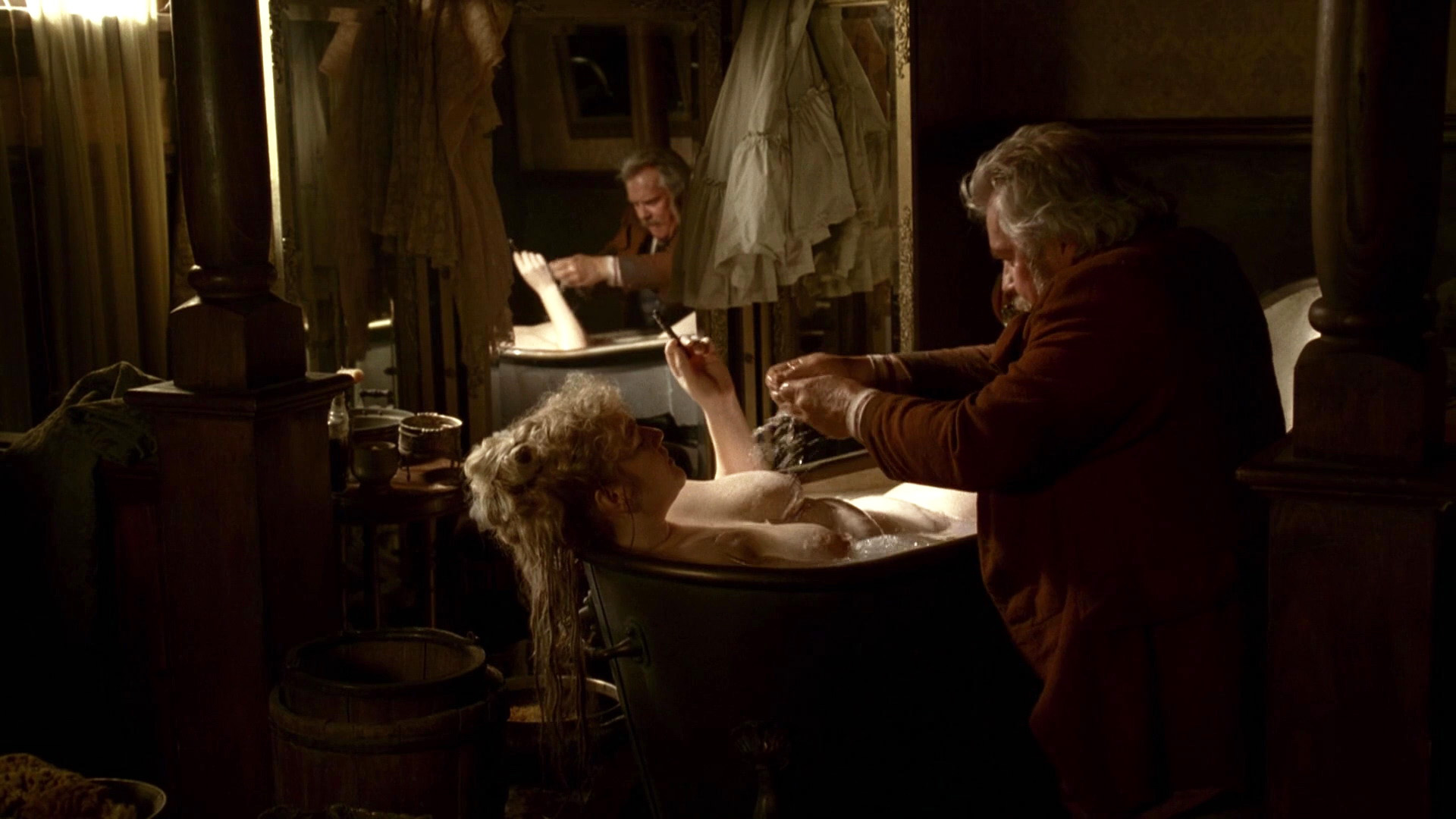 Sarah B. Lund – Deadwood s03e05 (2006) HD 1080p