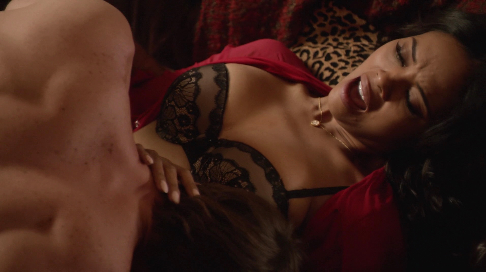 sharon leal sex movies