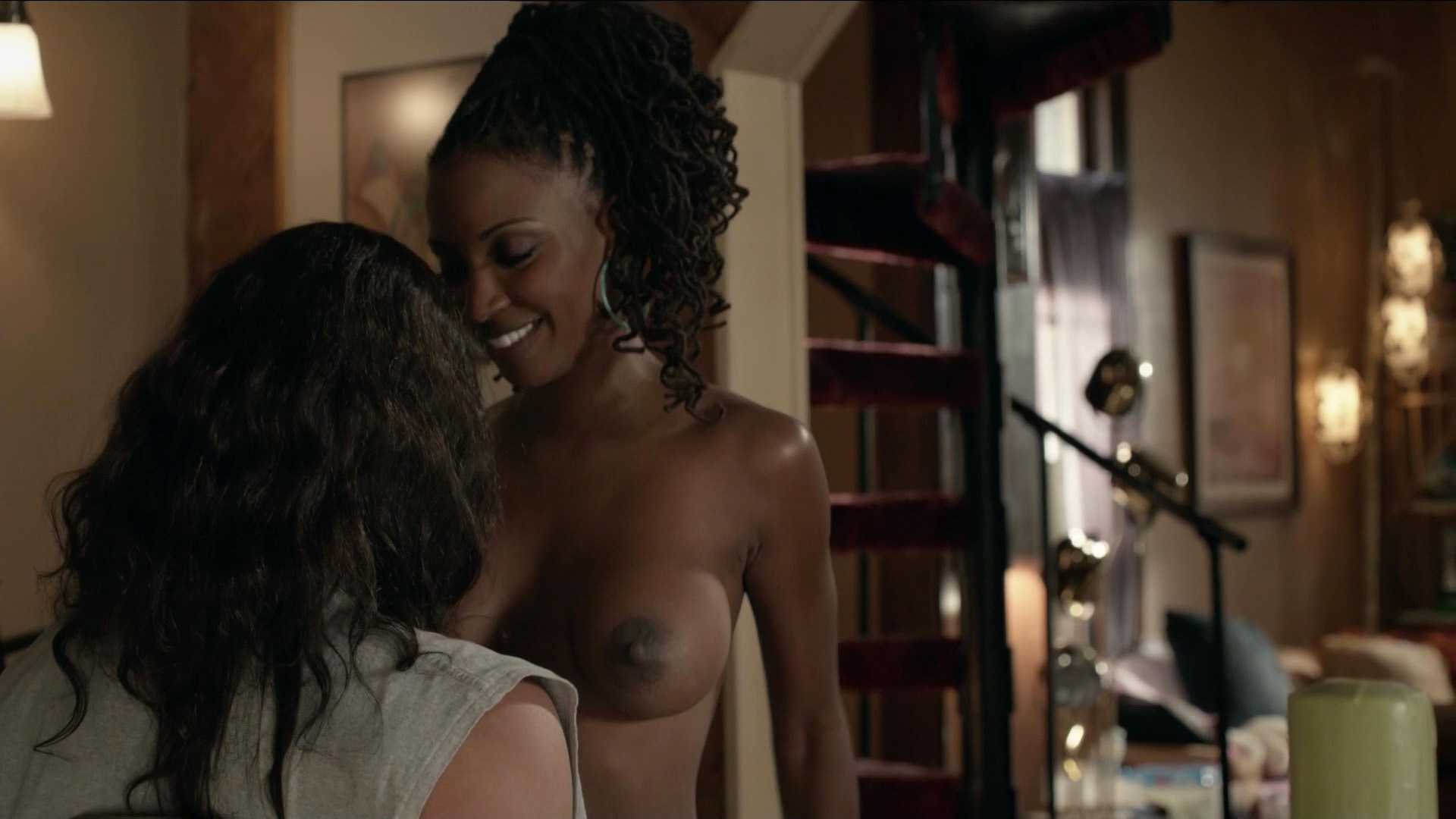Shanola Hampton – Shameless s05e01 (2015) HD 1080p