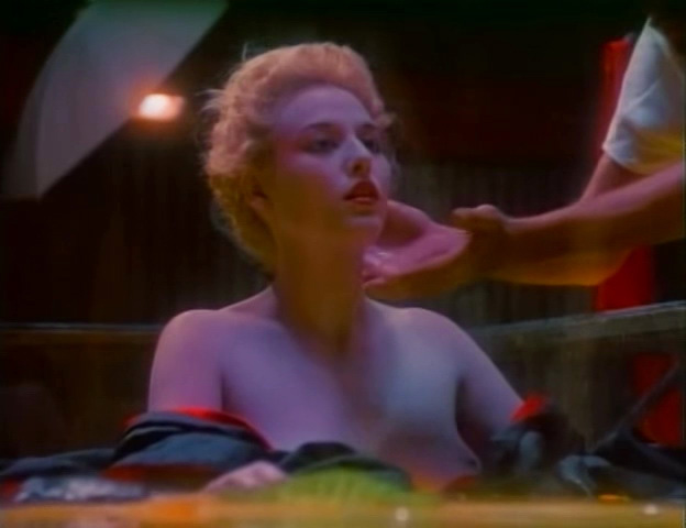 virginia madsen hitchhiker Nude