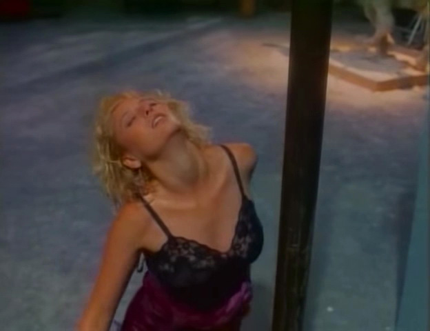 Nude virginia madsen hitchhiker