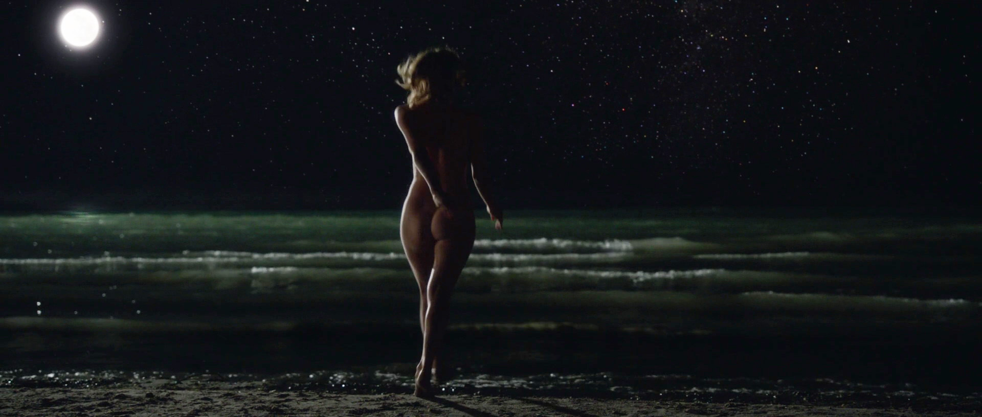 Nude naked davis mackenzie