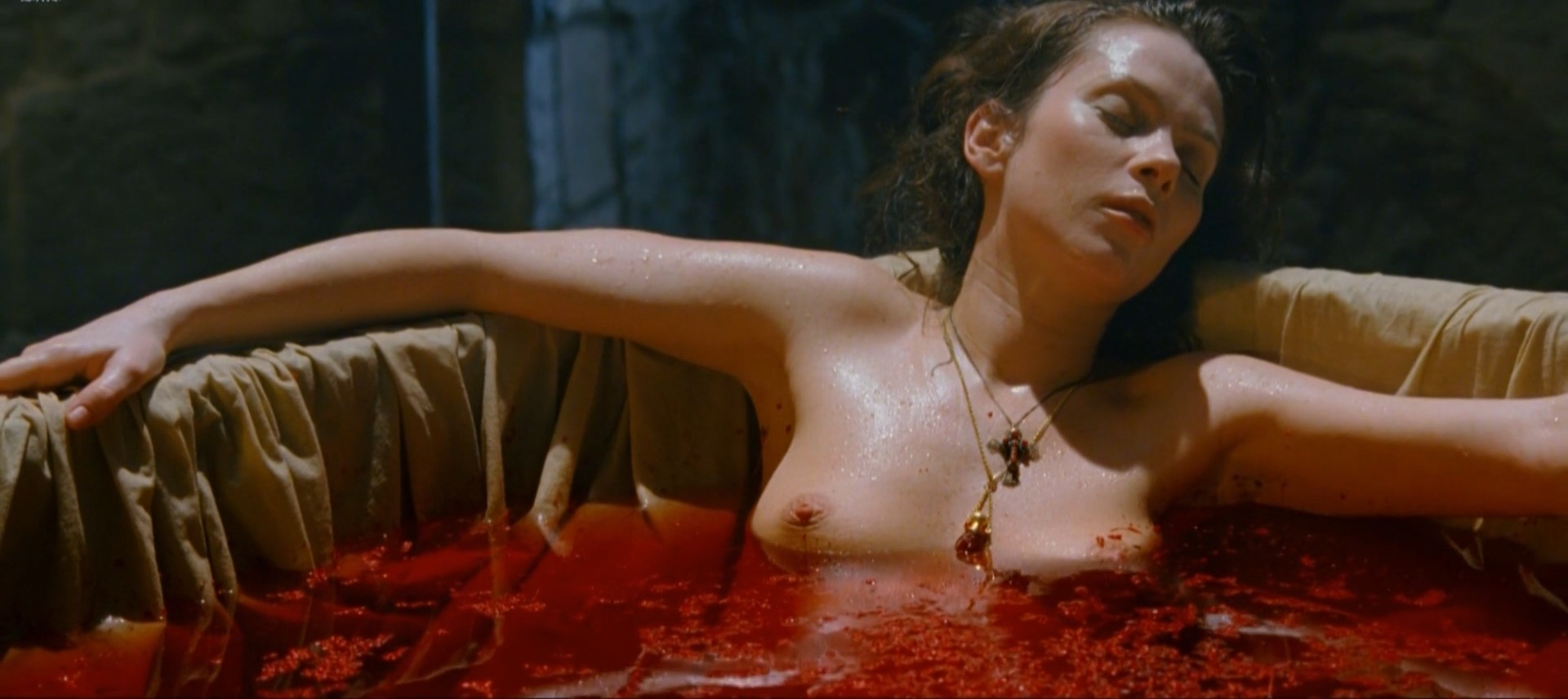 Anna Friel, Hana Vagnerova, Michaela Drotarova – Bathory Countess of Blood (2008) HD 1080p