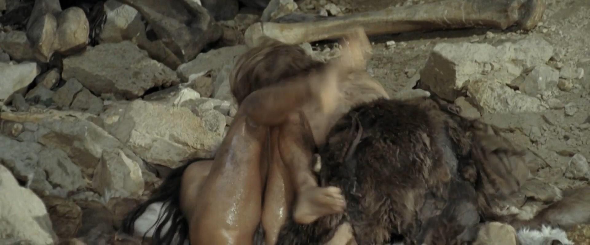 The shield nude scene