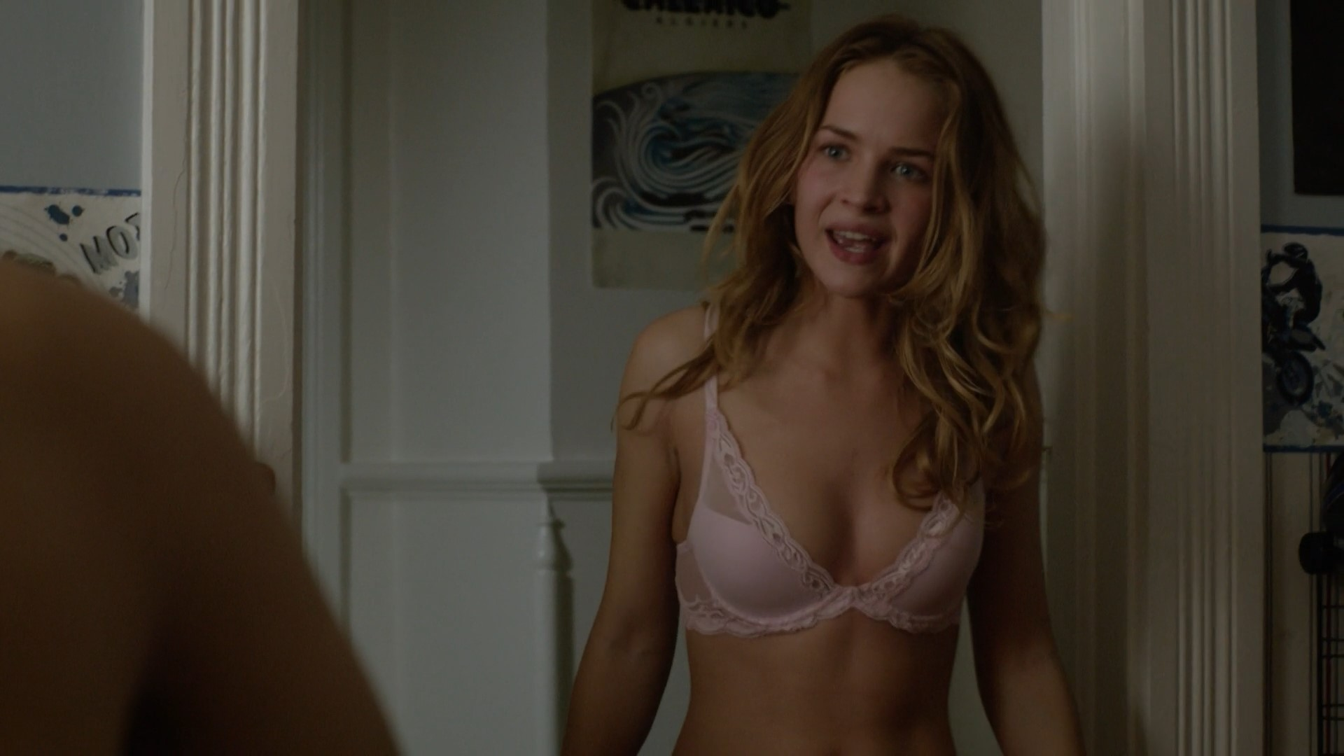 Britt robertson and gia mantegna nude ask me anything 3